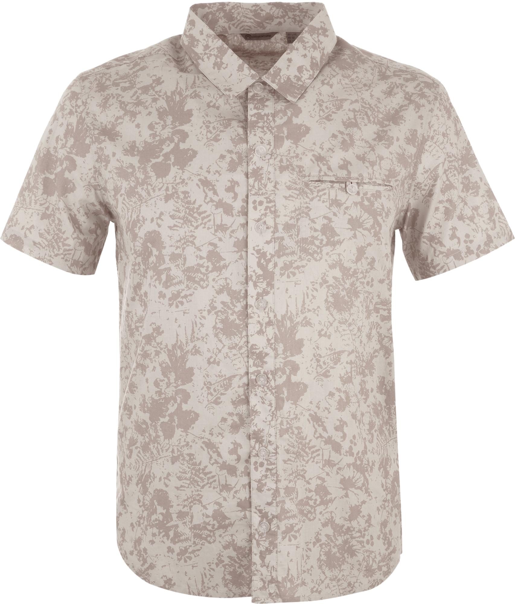 Outventure Рубашка мужская Outventure, размер 60 цена