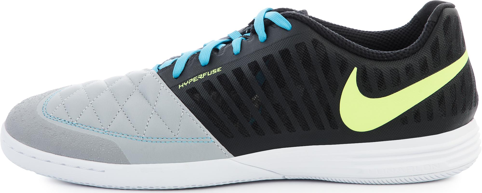 Nike Бутсы для зала мужские Nike Lunargato II, размер 44 бутсы мужские puma spirit ii tt цвет черный синий 10552301 размер 10 5 44