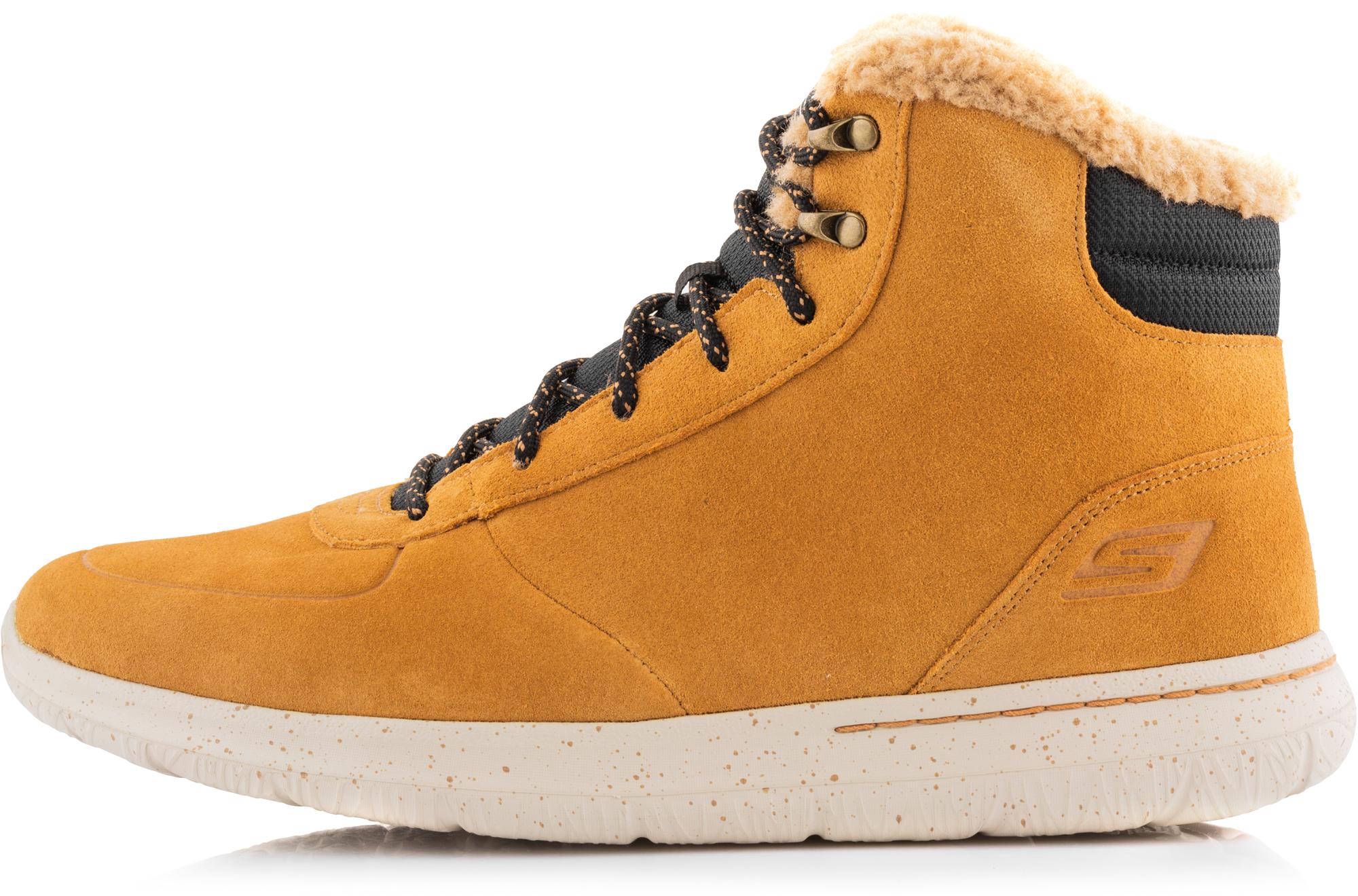 Skechers Ботинки утепленные мужские Go Walk City-Sierra, размер 46