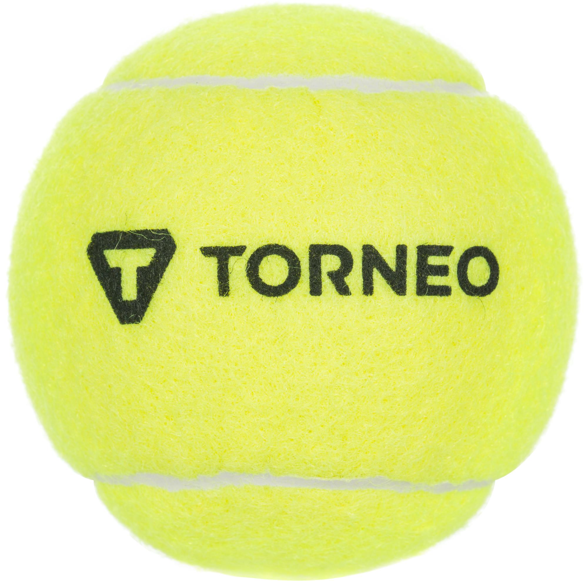 Torneo Мяч для большого тенниса Torneo torneo ракетка для большого тенниса детская torneo 25 размер без размера
