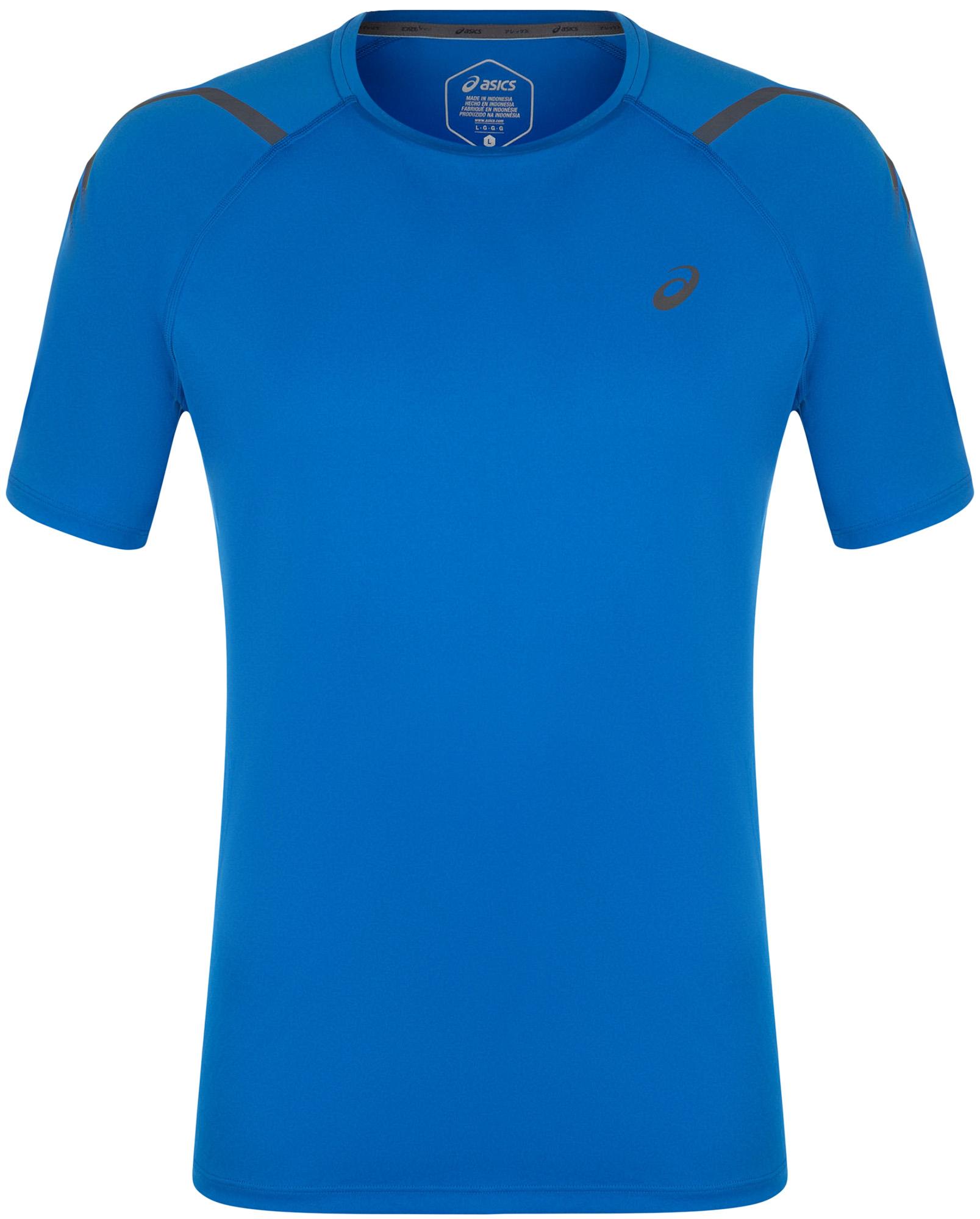 ASICS Футболка мужская ASICS Icon, размер 46-48 цена 2017