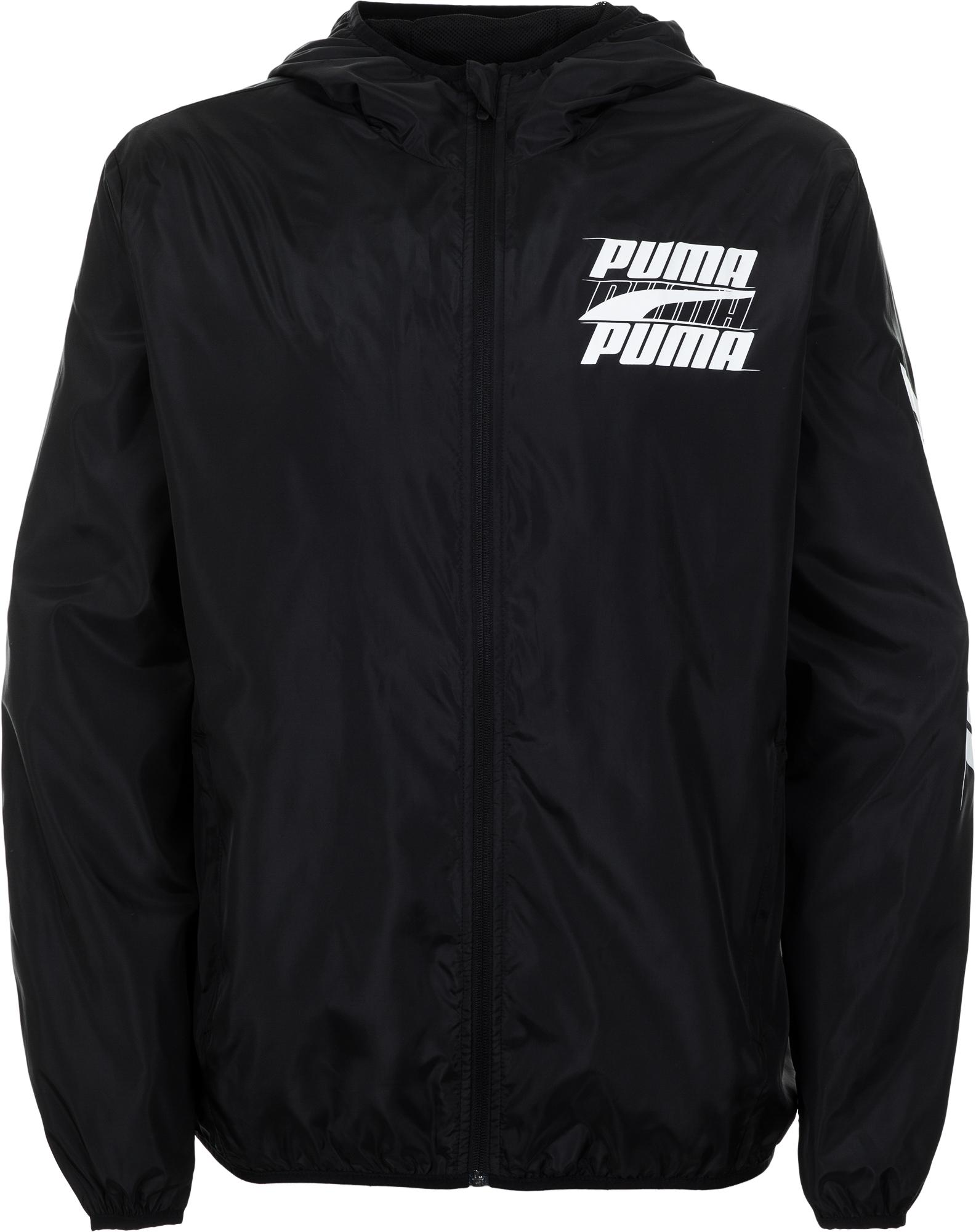 Puma Ветровка мужская Puma Rebel, размер 50-52 недорго, оригинальная цена