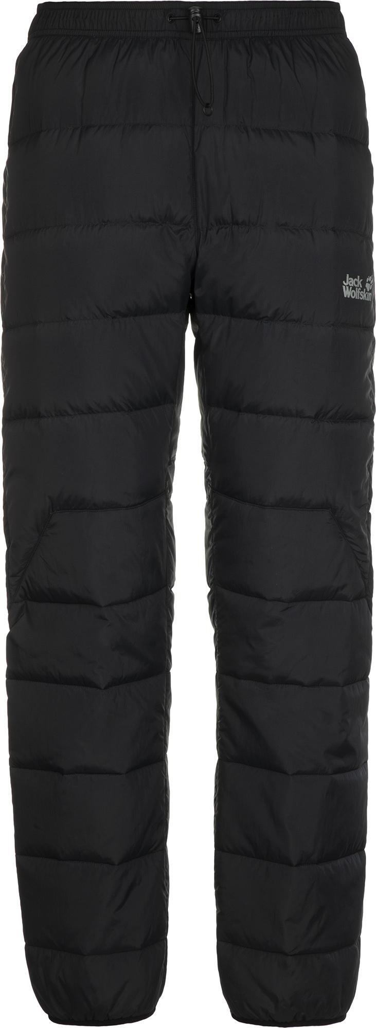 Брюки утепленные мужские Jack Wolfskin Atmosphere, размер 54-56 брюки утепленные jack wolfskin jack wolfskin ja021emkhq63