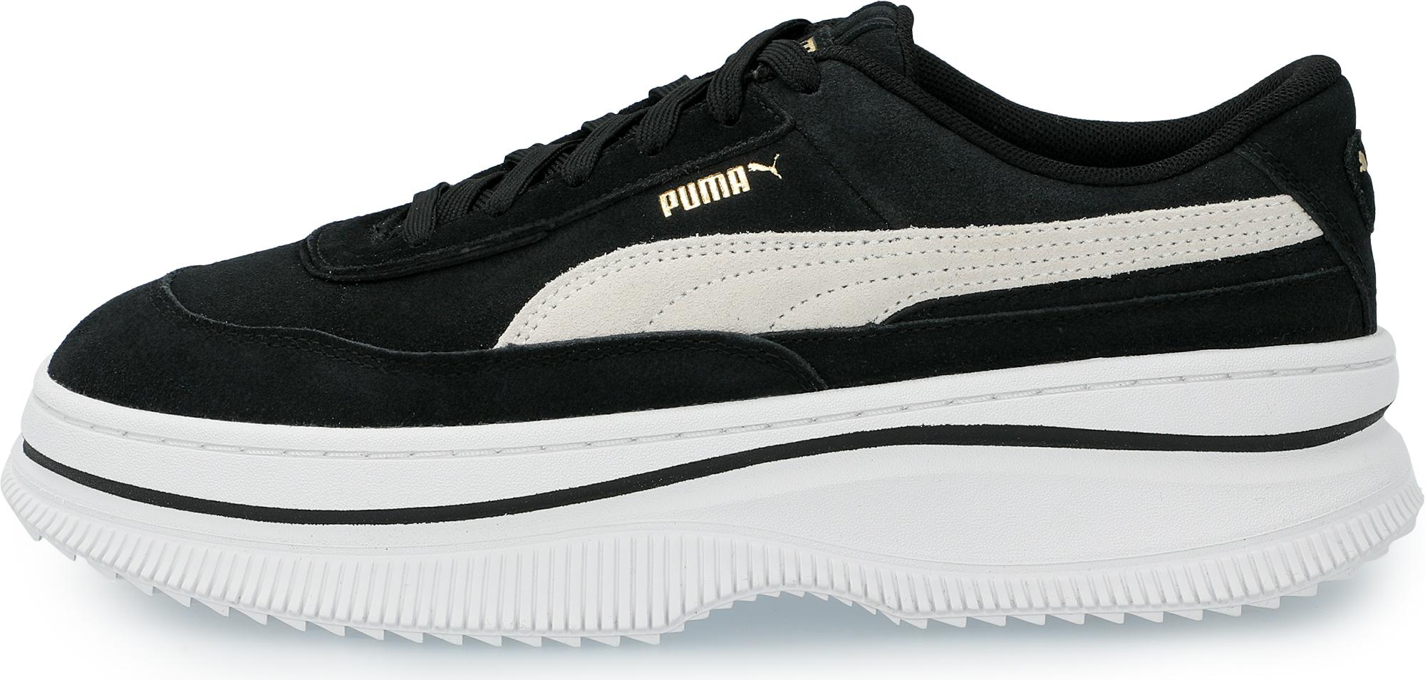 цена Puma Кеды женские Puma Deva Suede, размер 39 онлайн в 2017 году