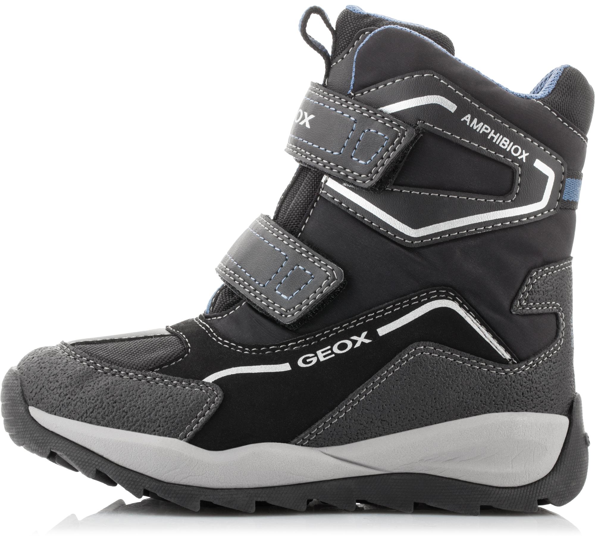 Geox Сапоги утепленные для мальчиков Geox Orizont