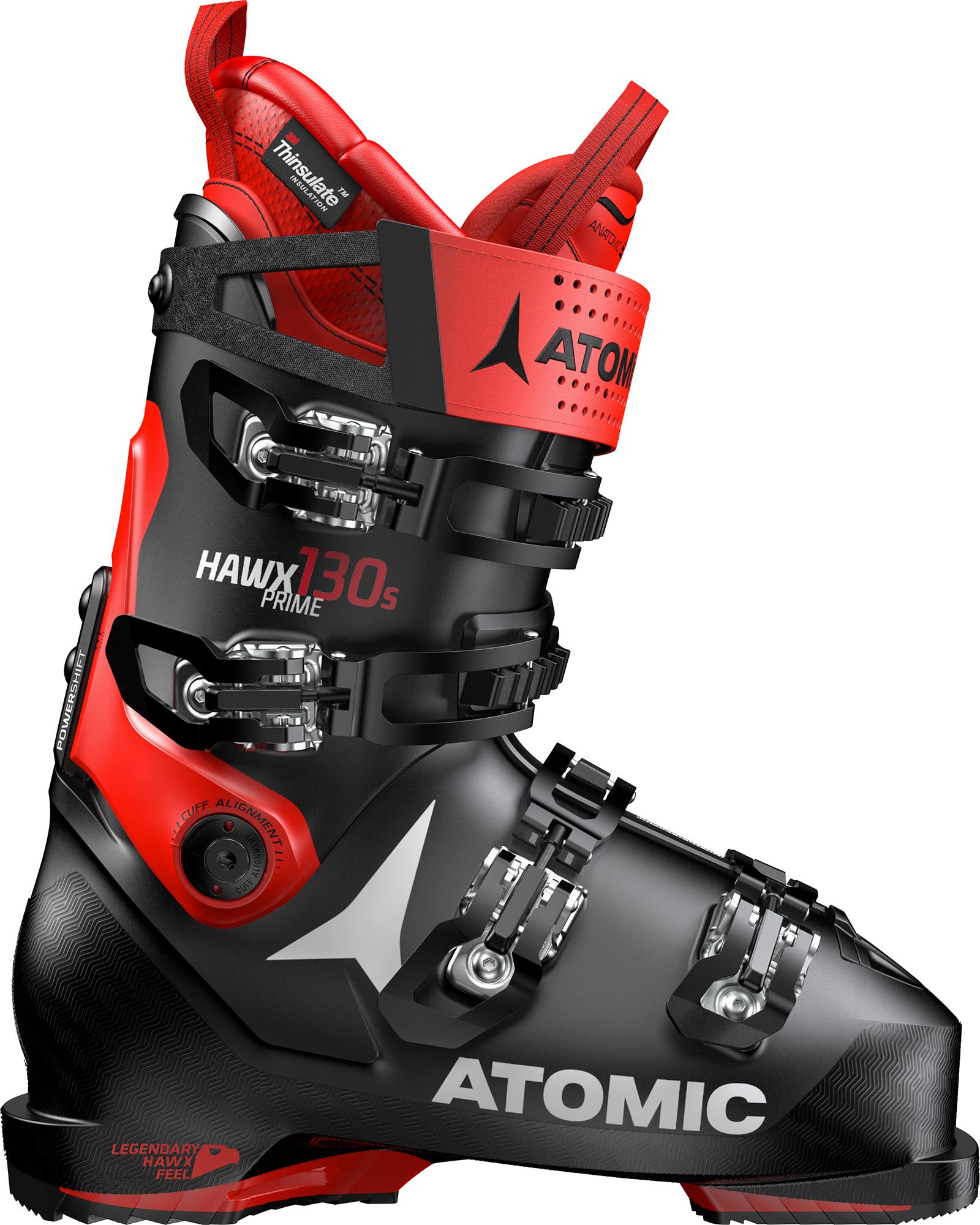 Atomic Ботинки горнолыжные HAWX PRIME 130 S, размер 29 см