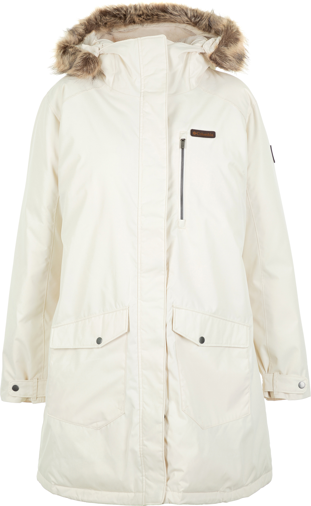 Columbia Куртка утепленная женская Columbia Suttle Mountain - Plus Size, размер 54-56 цена и фото