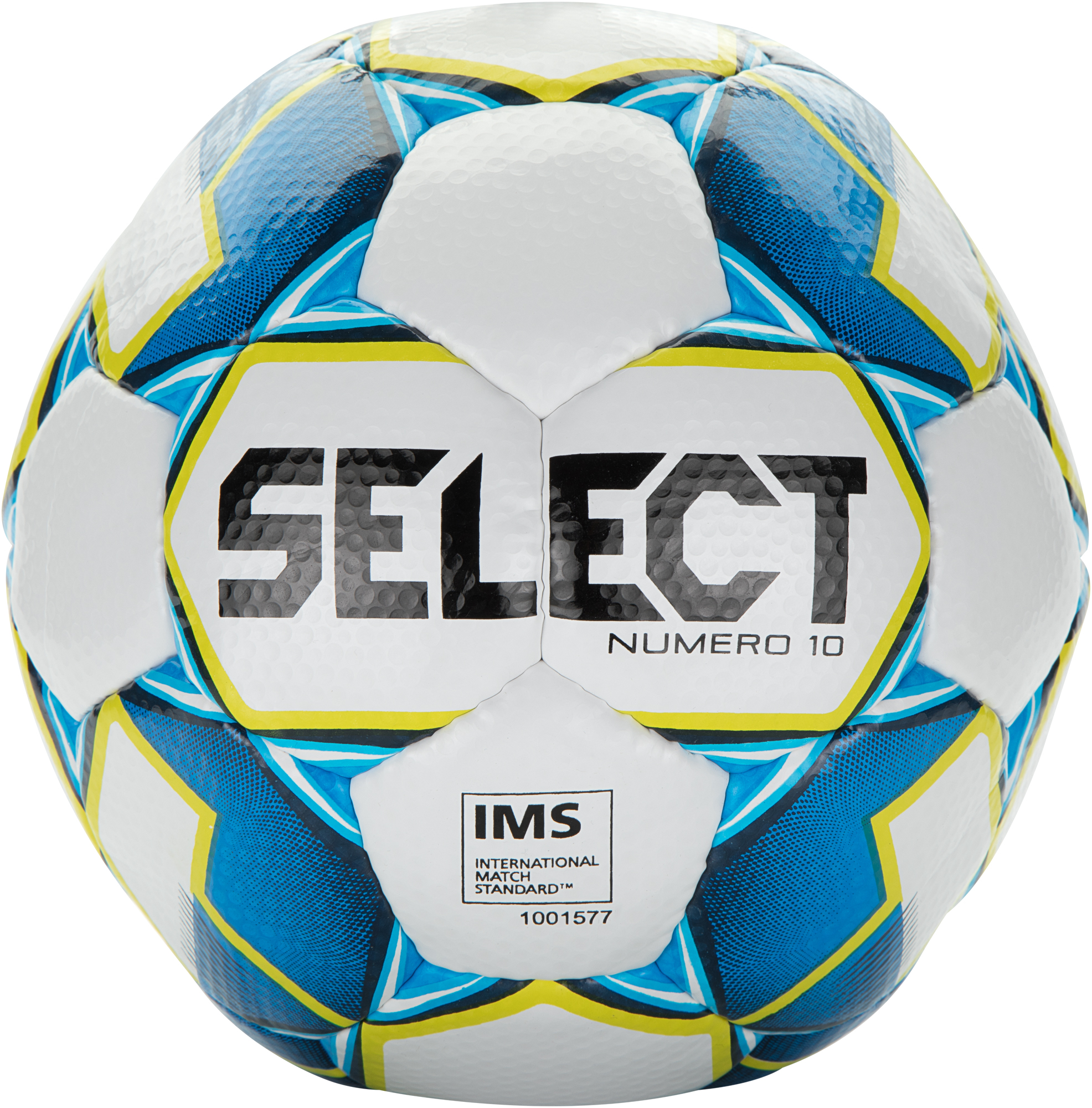Select Мяч футбольный Select Numero 10 IMS select match soft