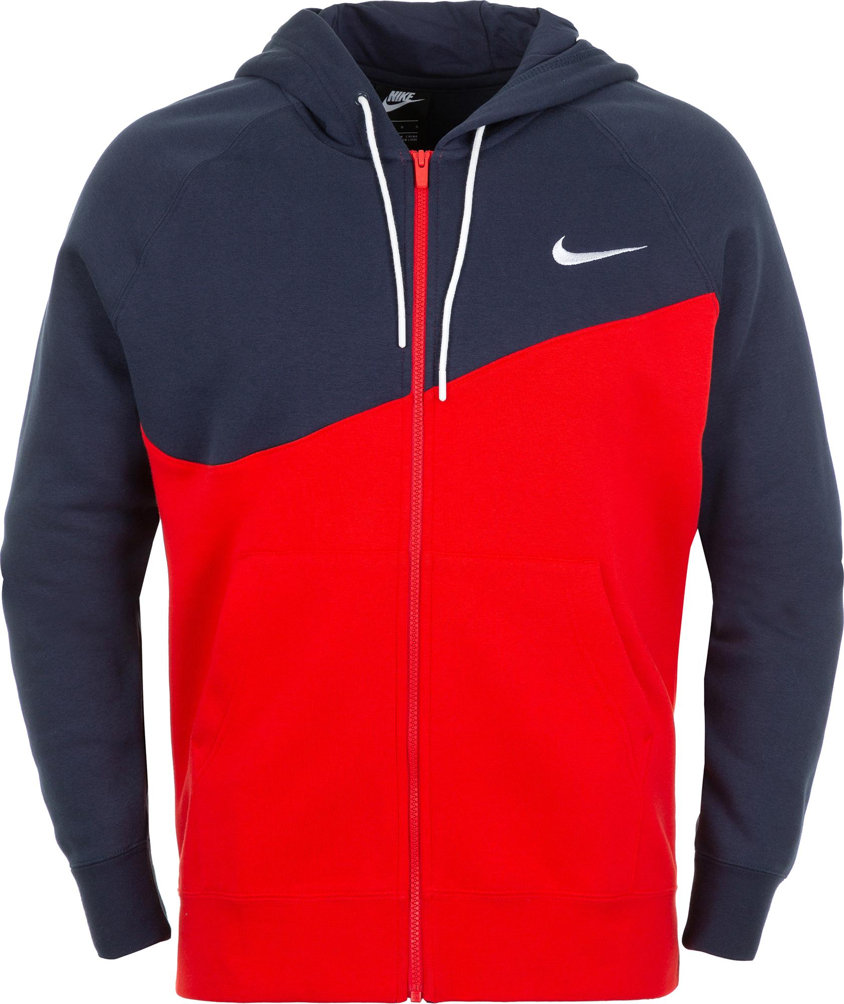 цена на Nike Толстовка мужская Nike Swoosh, размер 52-54