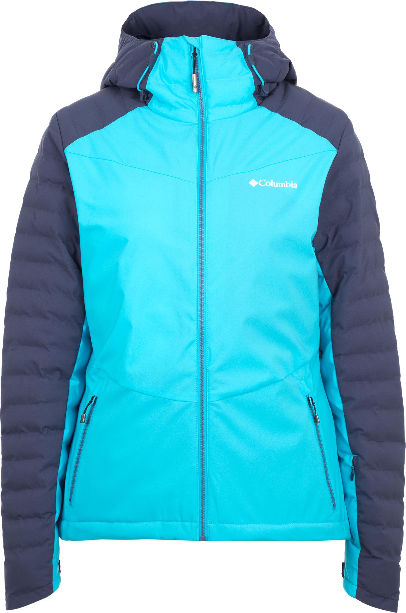 Columbia Куртка утепленная женская Columbia Whistler Peak, размер 50 whistler pro 80st ru