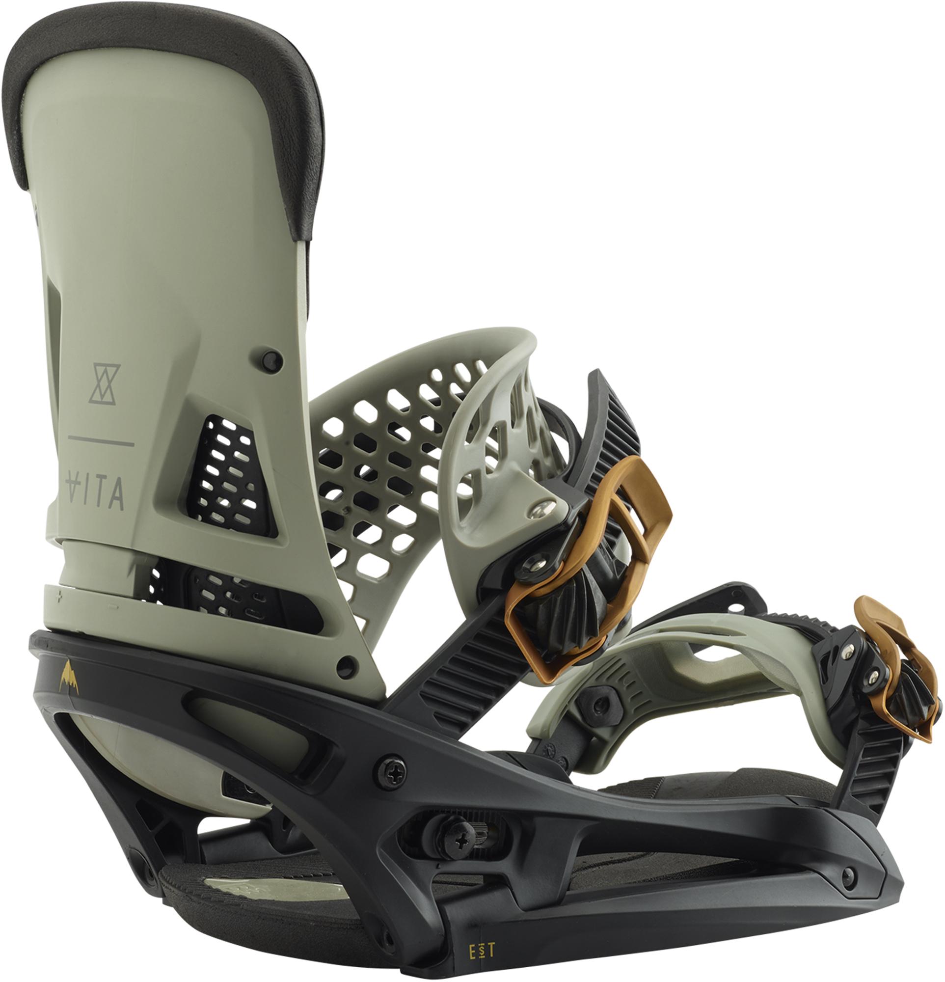 Burton Крепления сноубордические Burton Malavita EST, размер 43,5 burton крепления сноубордические burton malavita размер 43 5