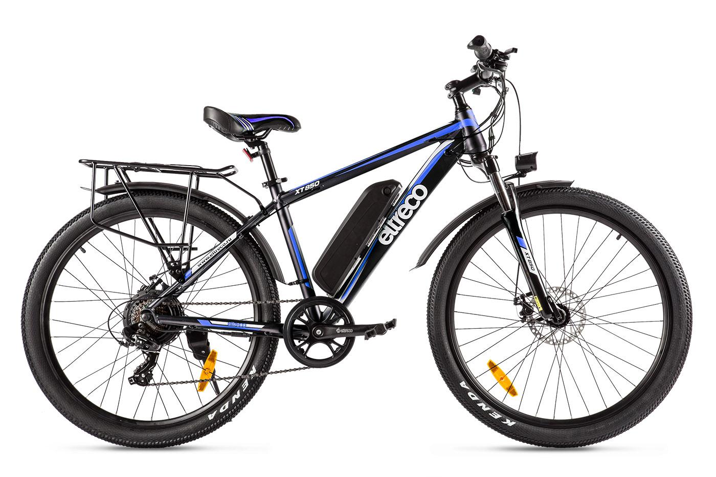 все цены на Eltreco Велогибрид Eltreco XT850