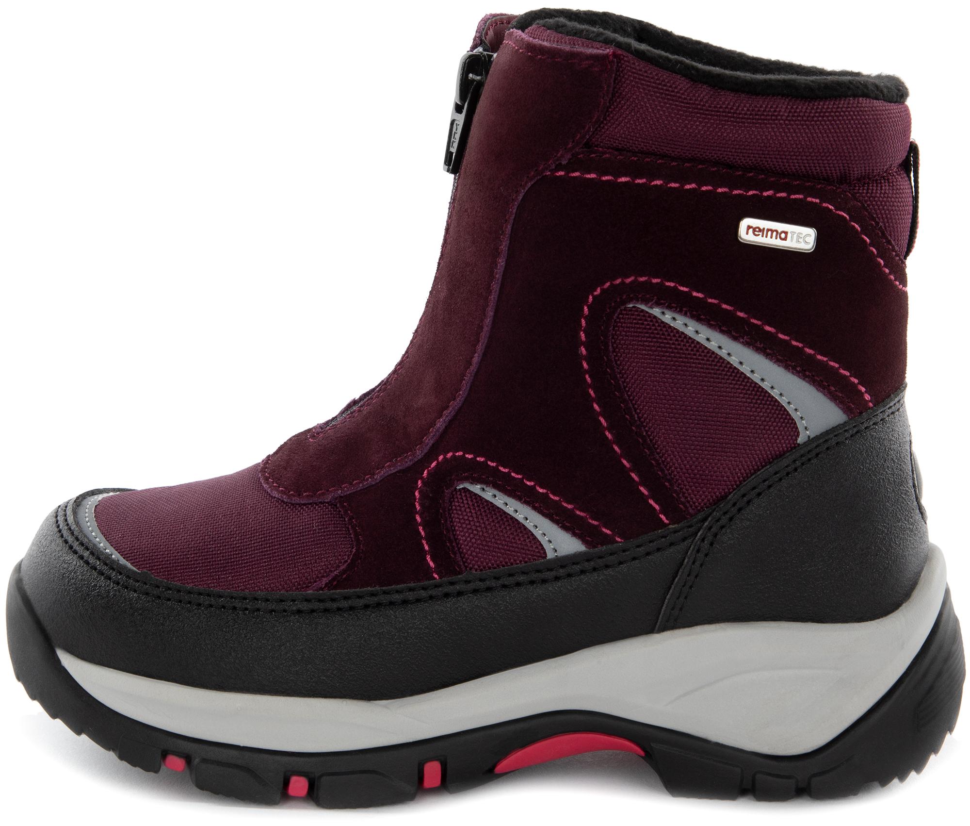 Reima Ботинки утепленные для девочек Vainio, размер 31