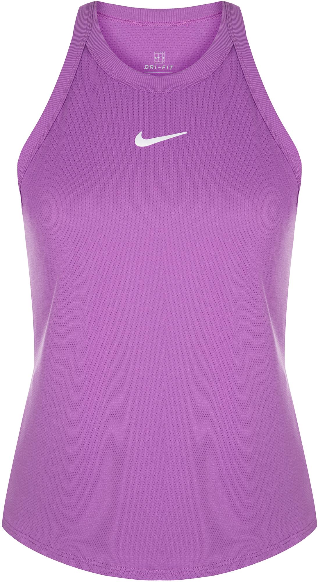 Nike Майка женская Nike Court Dri-FIT, размер 40-42 майка спортивная nike nike ni464ewbbkn2