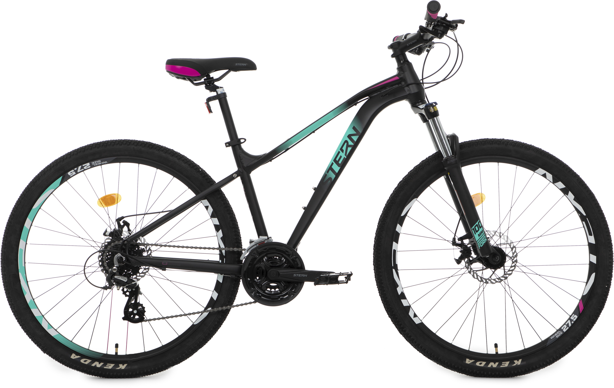 цена на Stern Велосипед горный женский Stern Electra 1.0 27,5