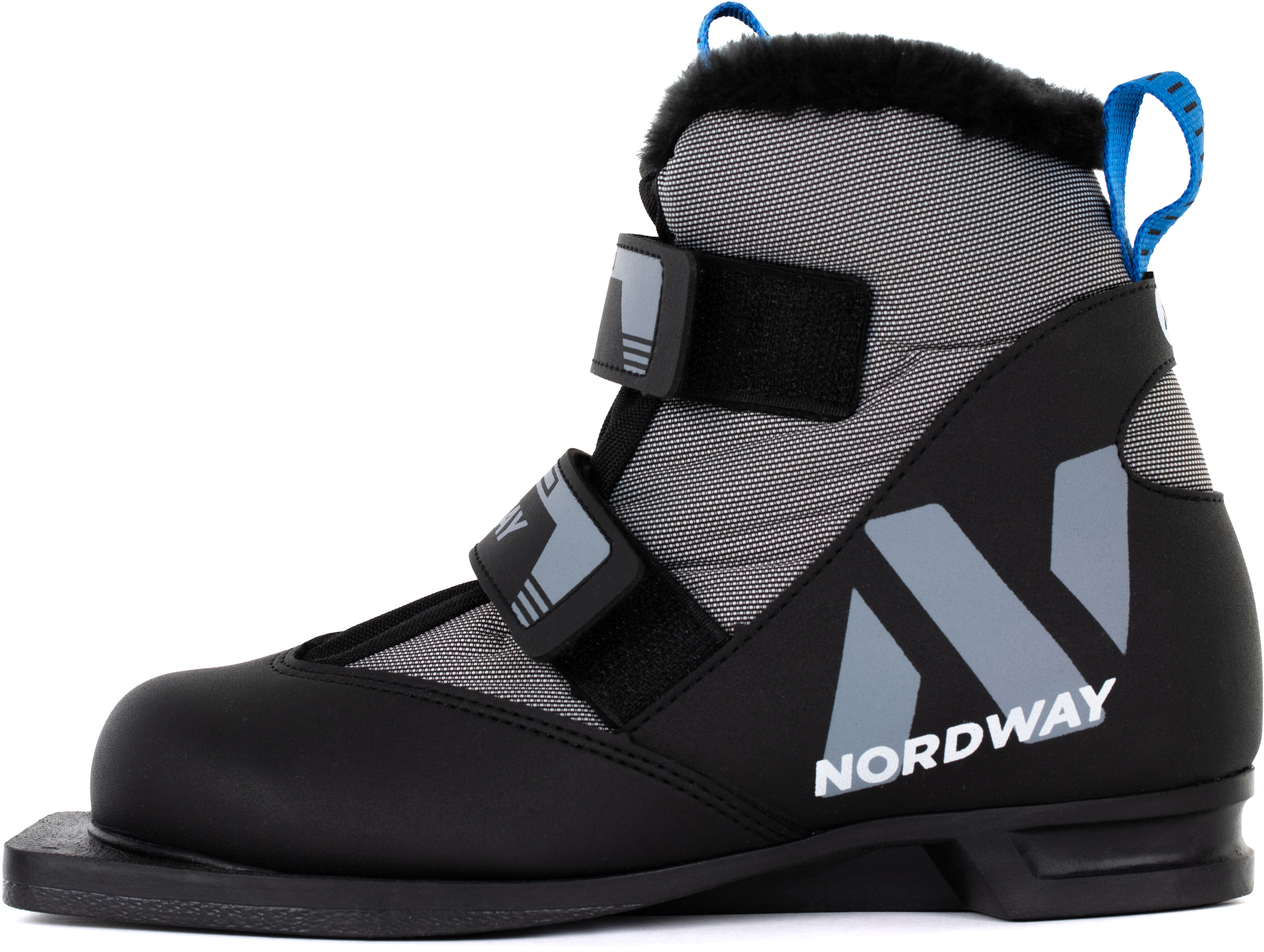 Nordway Polar 75mm Kids cross-country ski boots, размер 37