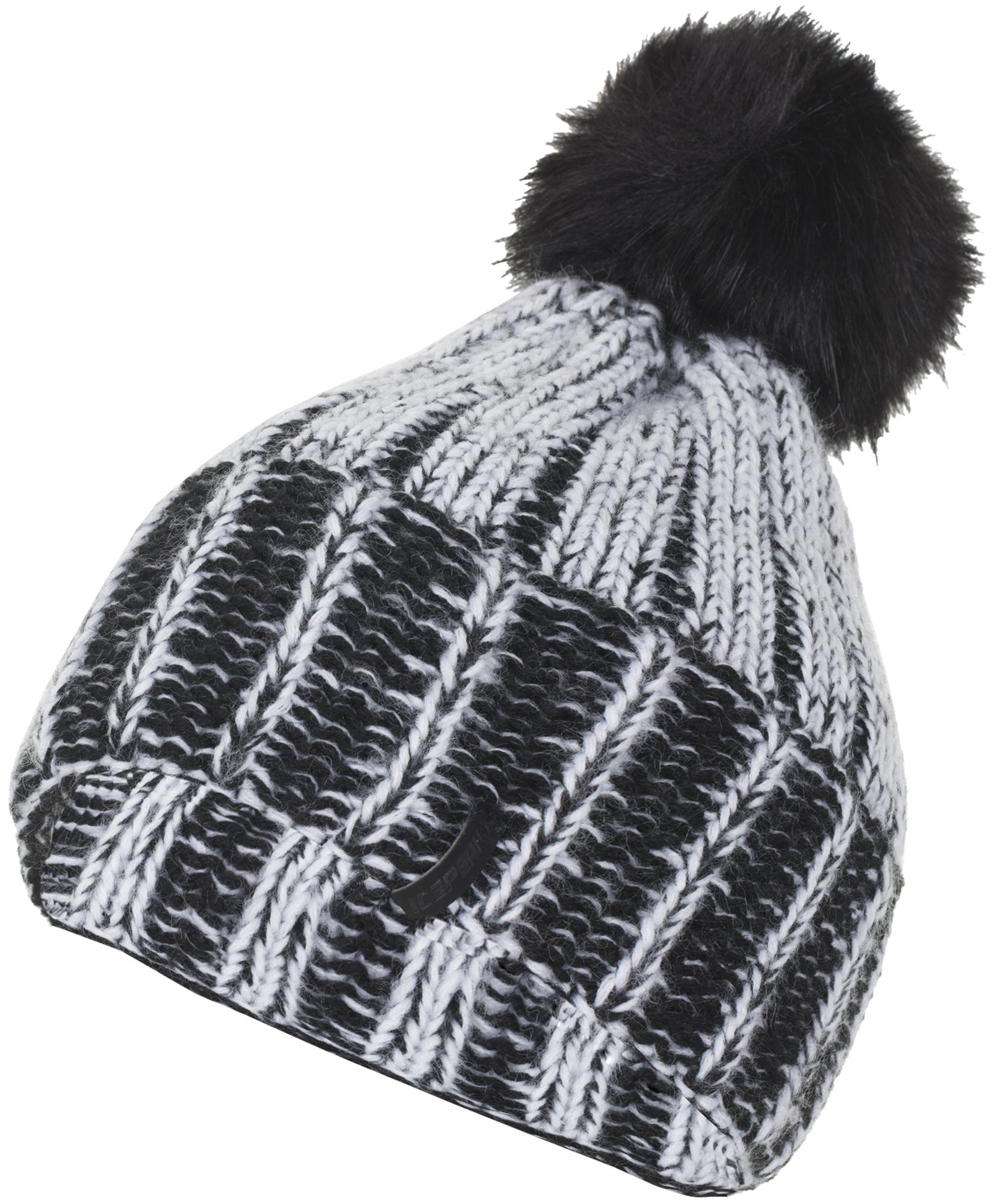 IcePeak Шапка женская IcePeak Ilene, размер Без размера icepeak шапка для девочек icepeak lito размер без размера