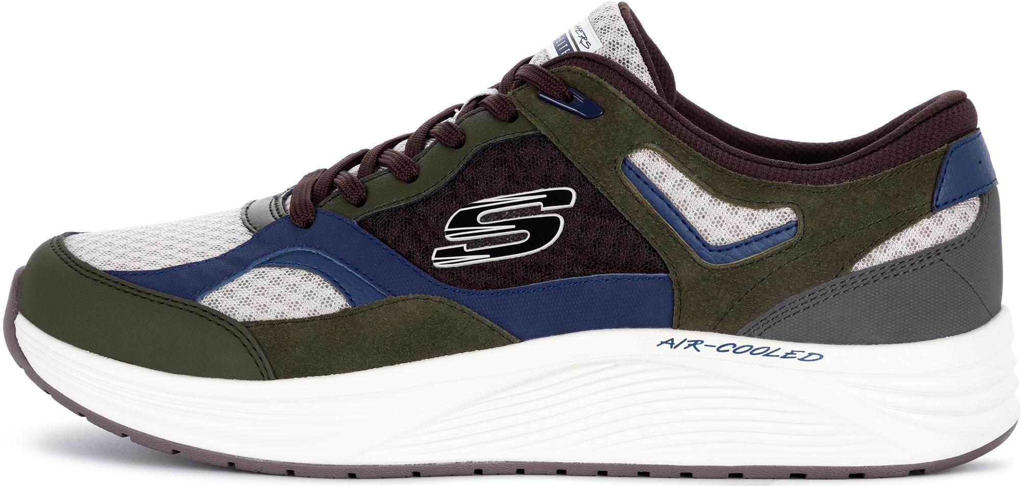 Skechers Кроссовки мужские Skyline-Alphaborne, размер 40,5