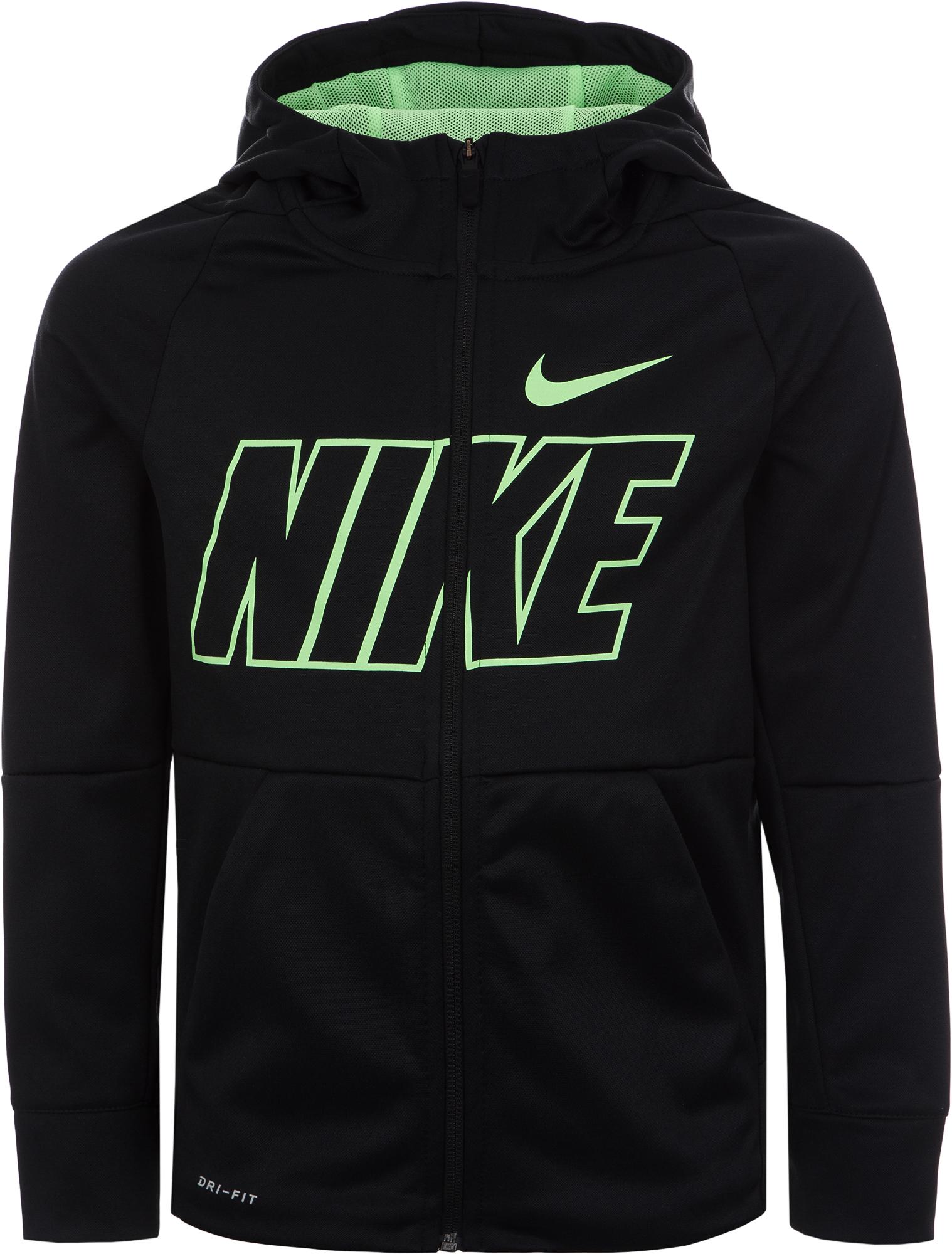 Nike Джемпер для мальчиков Nike Therma, размер 158-170
