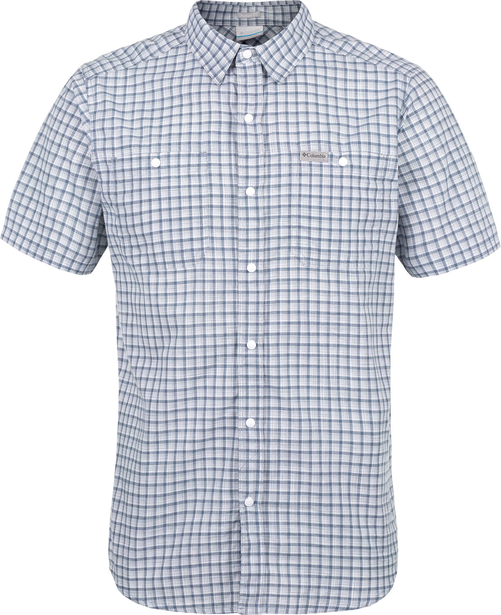 цена на Columbia Рубашка мужская Columbia Leadville Ridge, размер 56