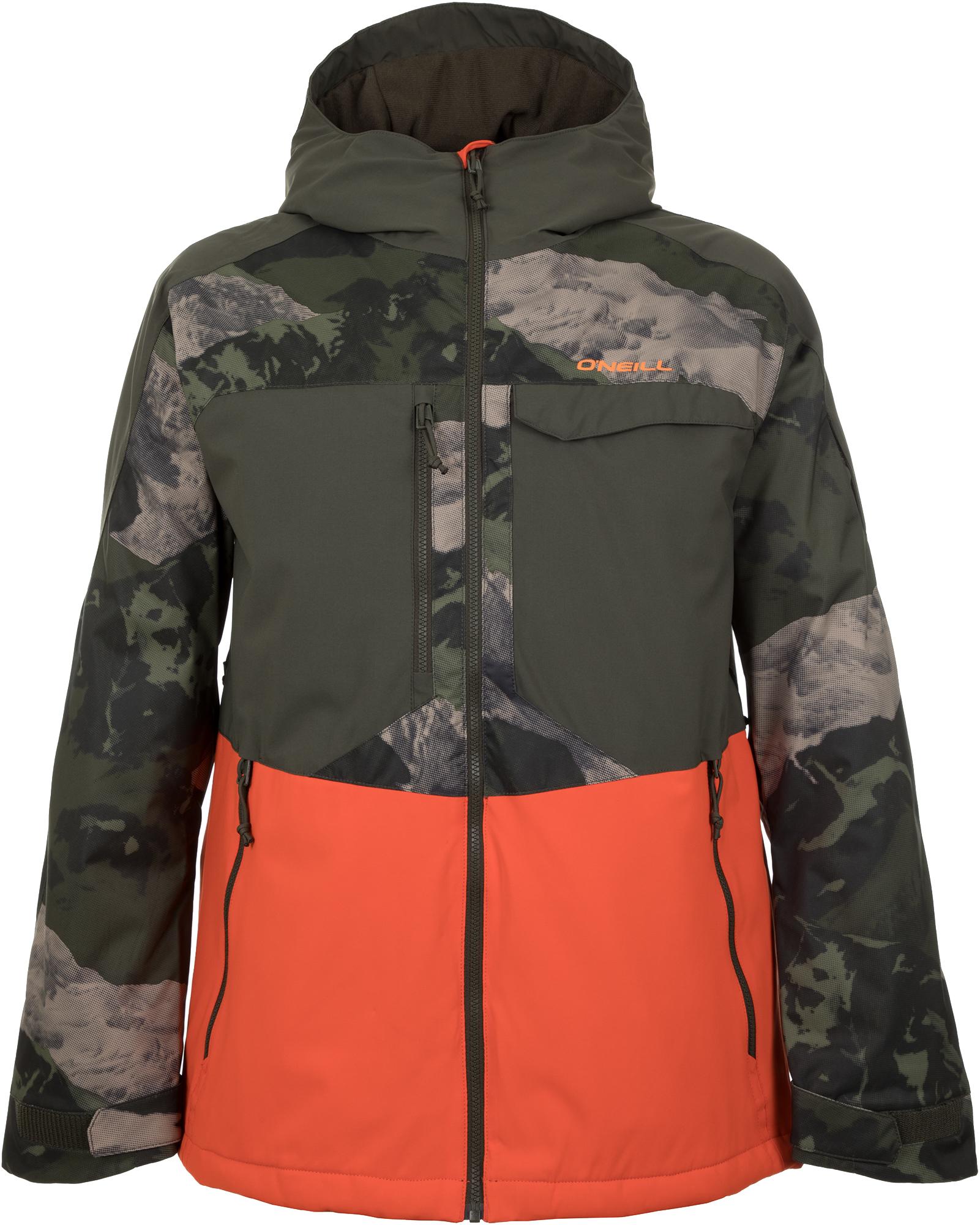 O'Neill Куртка утепленная мужская O'Neill Pm Akdov, размер 44-46
