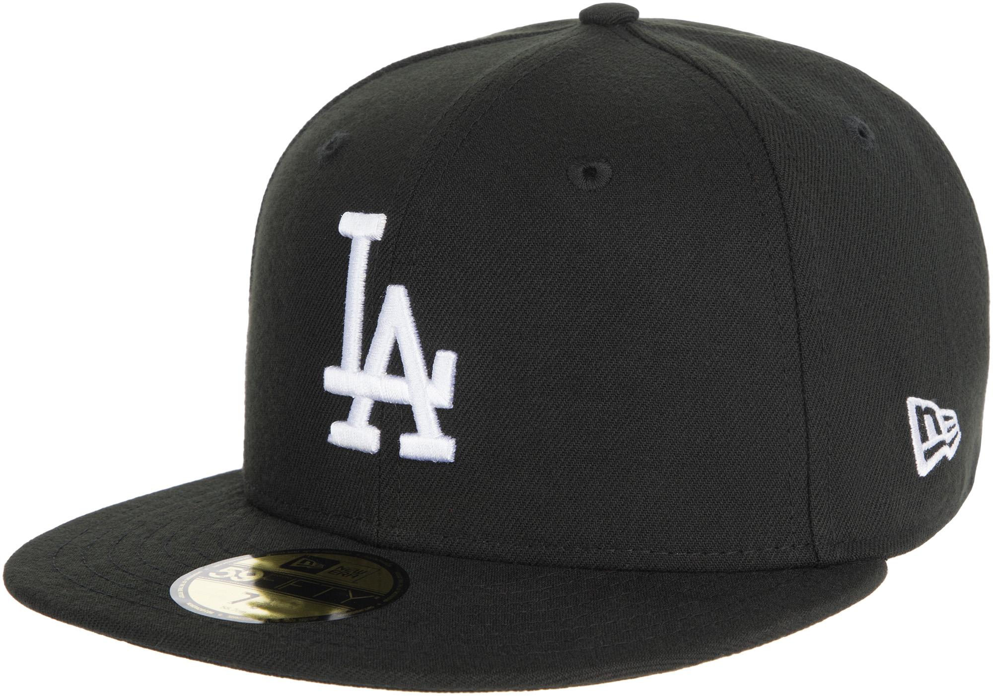 New Era Бейсболка New Era MLB Los Angeles Dodgers, размер 58 головной убор new era 59fifty los angeles dodgers mlb