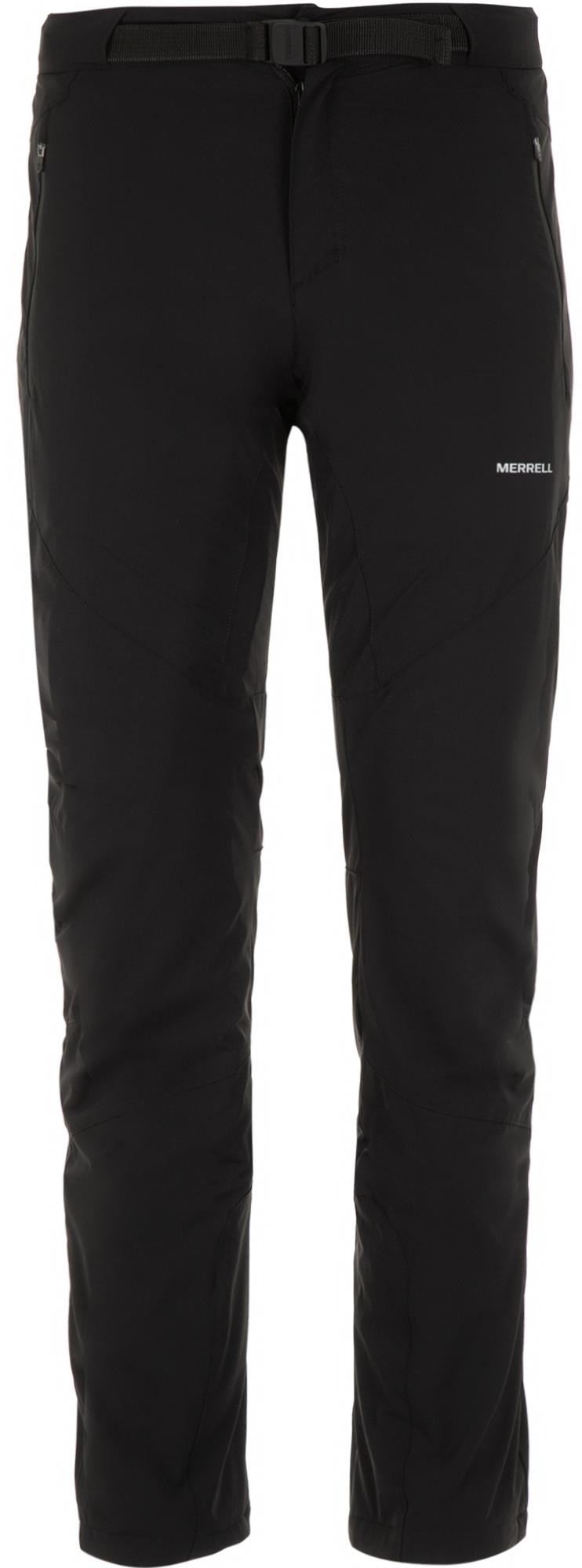 Merrell Брюки утепленные мужские Merrell, размер 46 брюки akimbo серый 46 размер