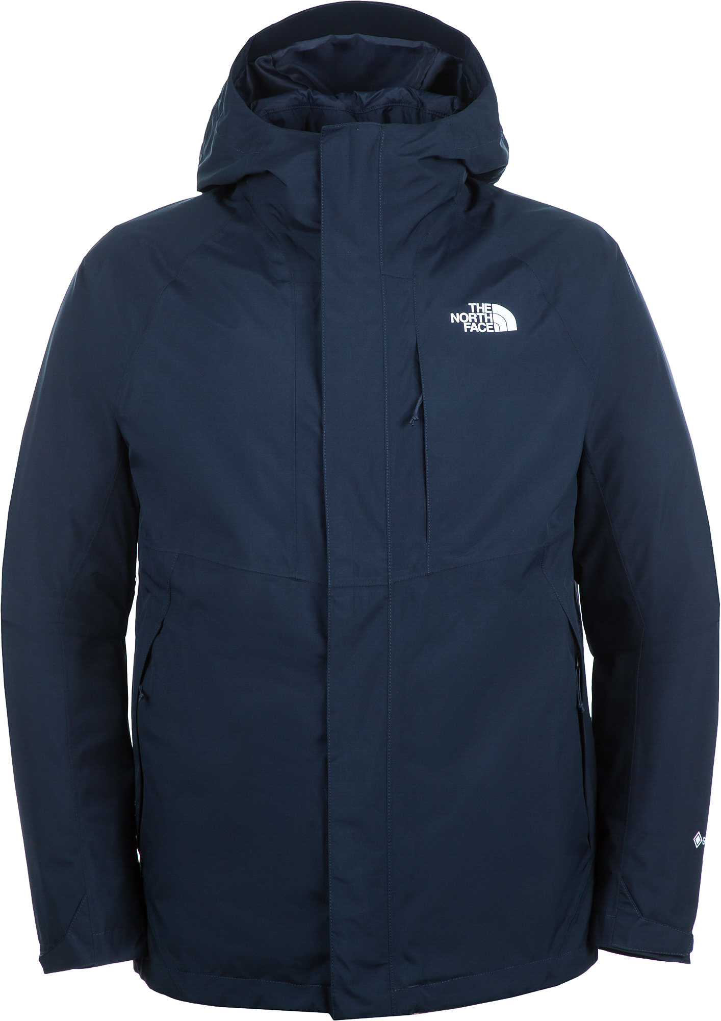 The North Face Куртка 3 в 1 мужская The North Face Mountain Light Triclimate®, размер 46 куртка the north face the north face summit l2 fuseform fleece 1 2 zip hoodie