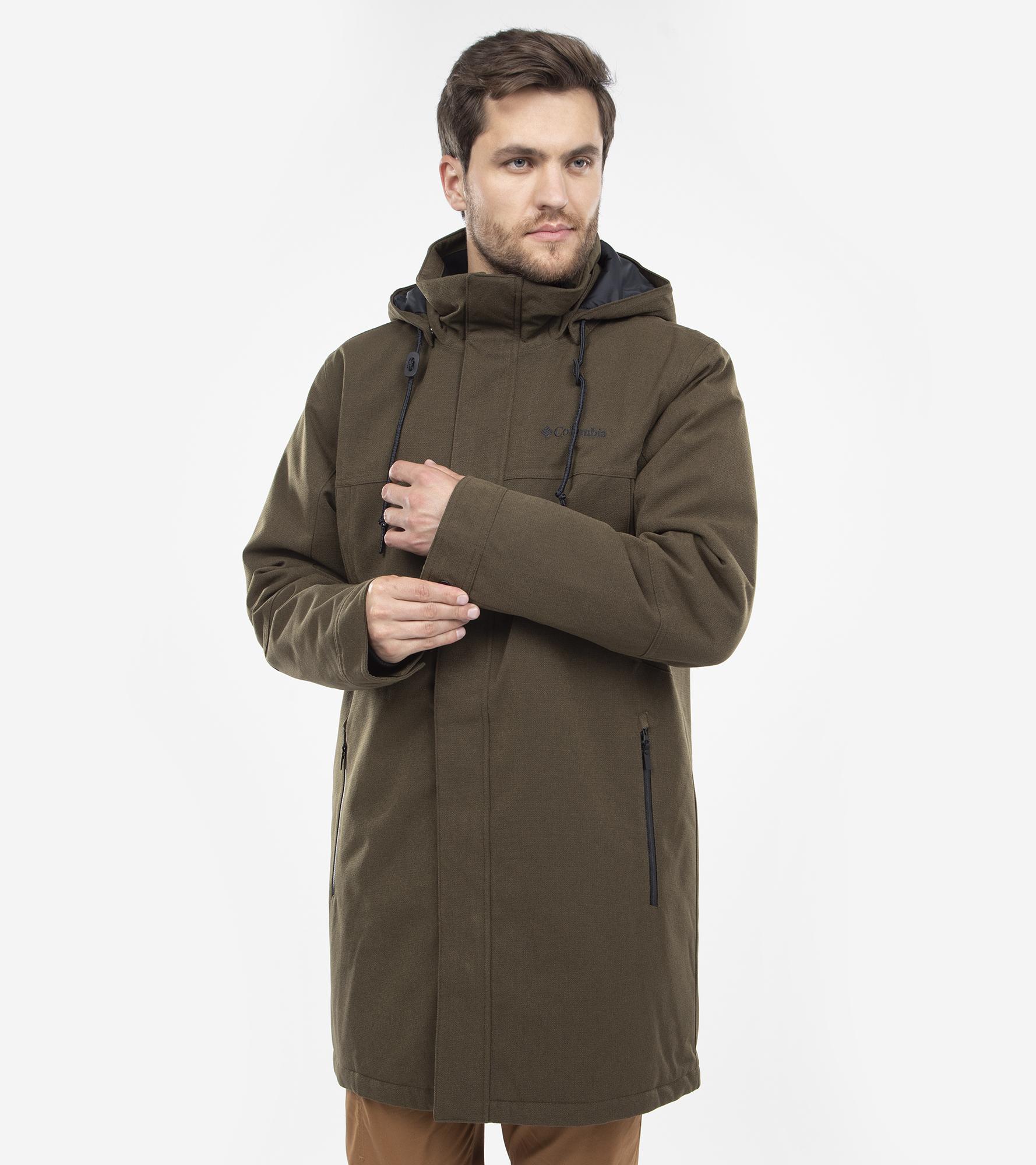 Columbia Куртка утепленная мужская Columbia Boundary Bay, размер 52-54 цены