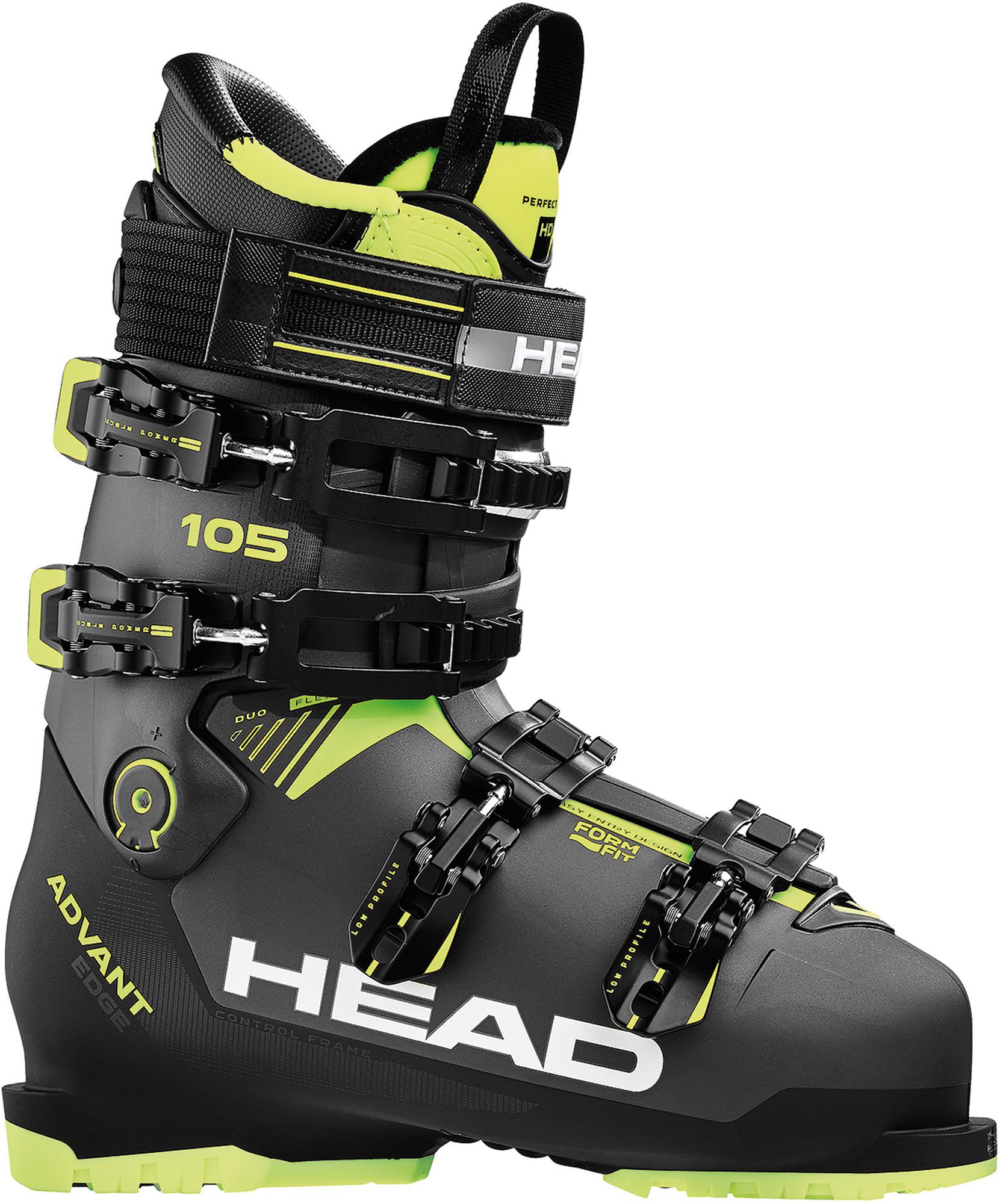 Head Ботинки горнолыжные Advant Edge 105, размер 44,5