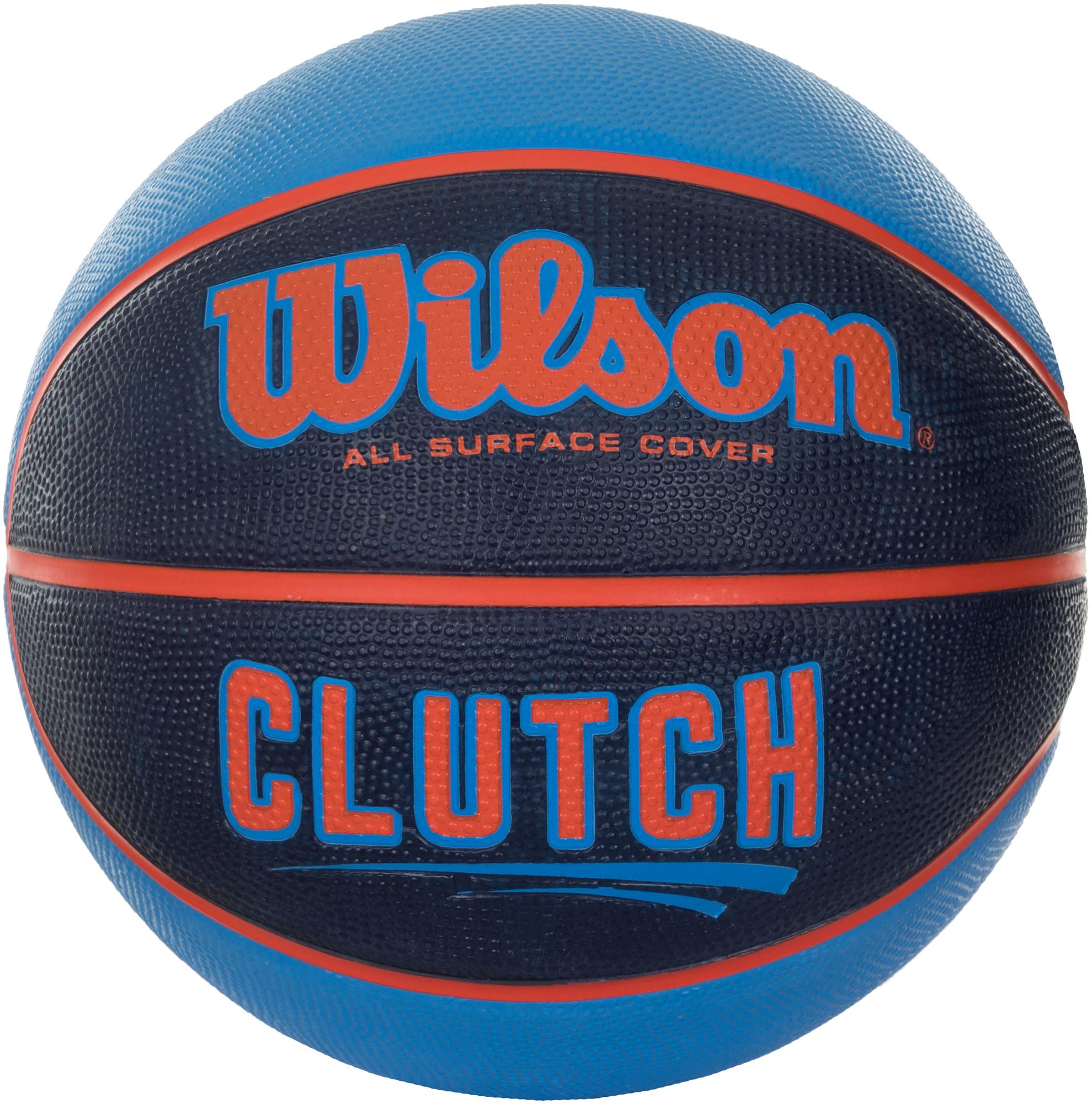все цены на Wilson Мяч баскетбольный Wilson Clutch онлайн