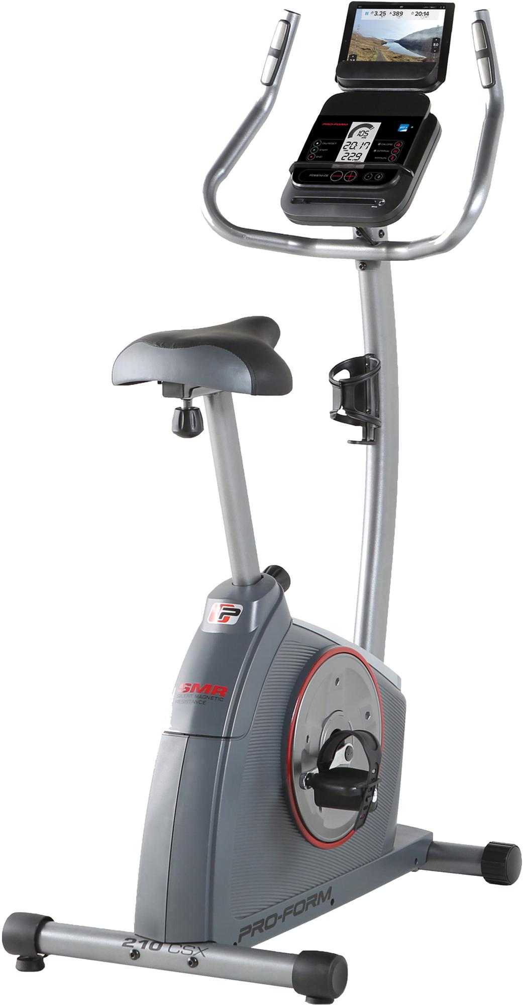 Фото - PRO-FORM Велотренажер магнитный Pro-Form 210 CSX вертикальный велотренажер fitex pro u