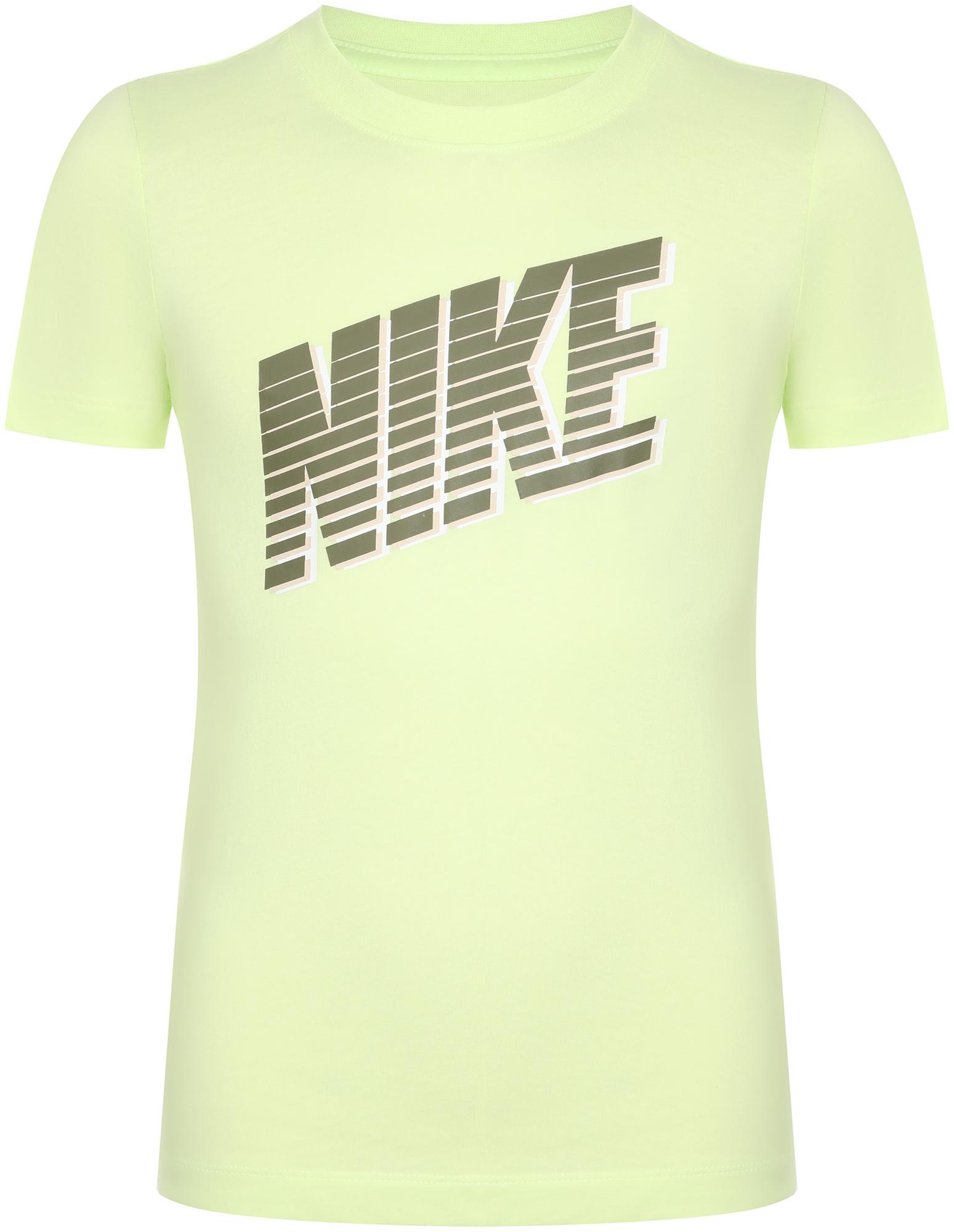 Nike Футболка для мальчиков Nike Sportswear, размер 158-170 футболка nike nike ni464ebdsld9