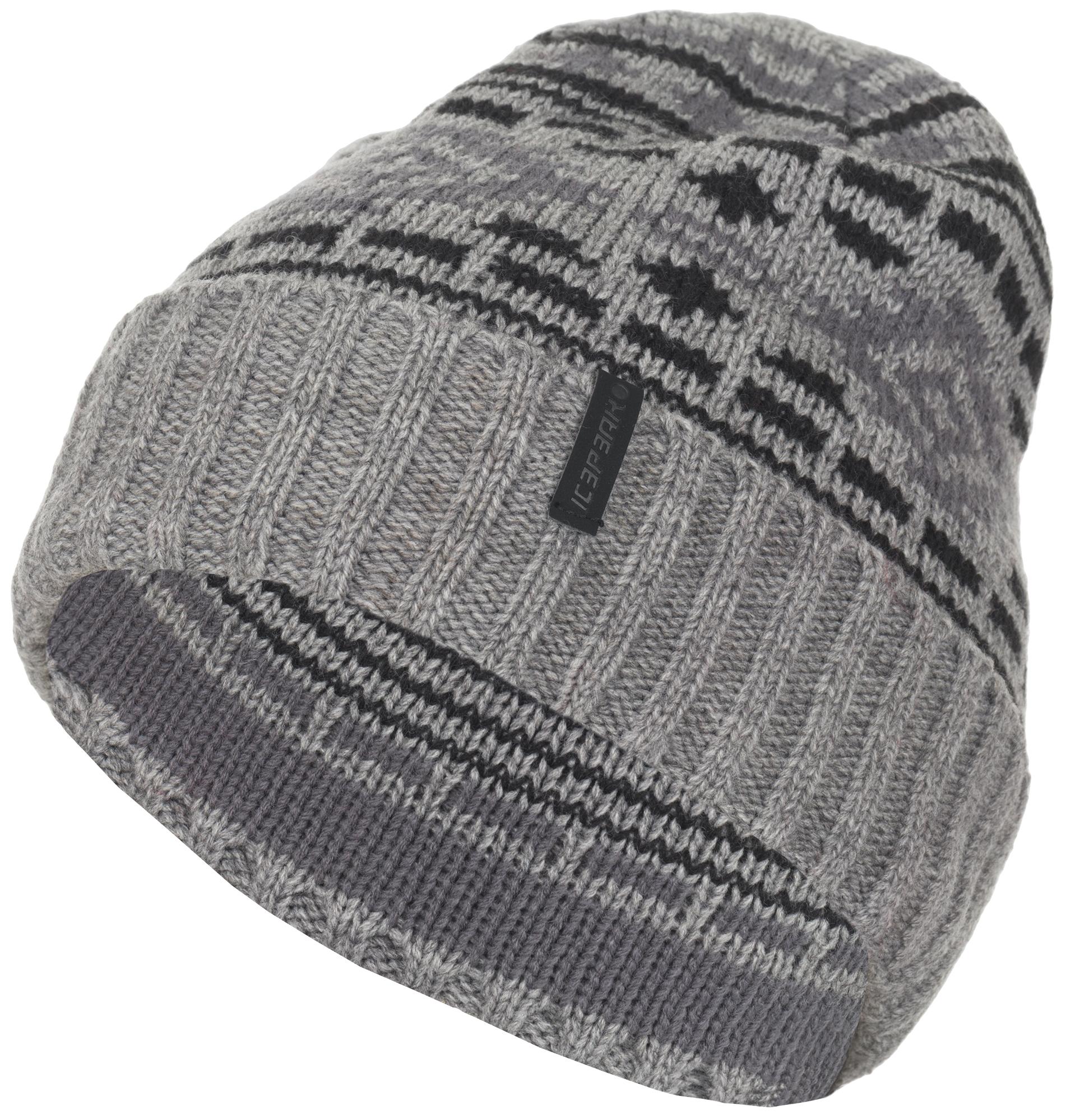 IcePeak Шапка мужская IcePeak Iolo icepeak шапка мужская icepeak iolo размер без размера