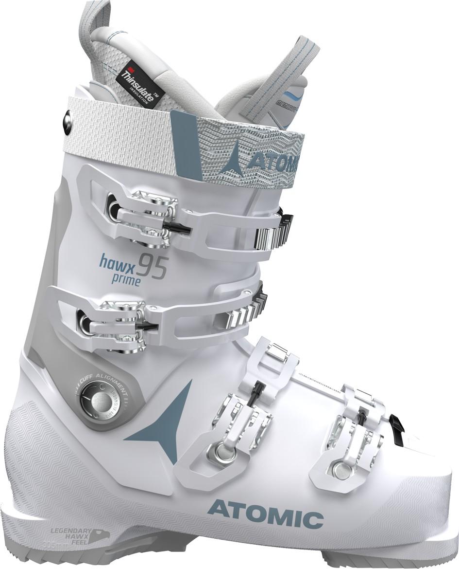 Atomic Ботинки горнолыжные женские Atomic HAWX PRIME 95 W, размер 26 см цена в Москве и Питере