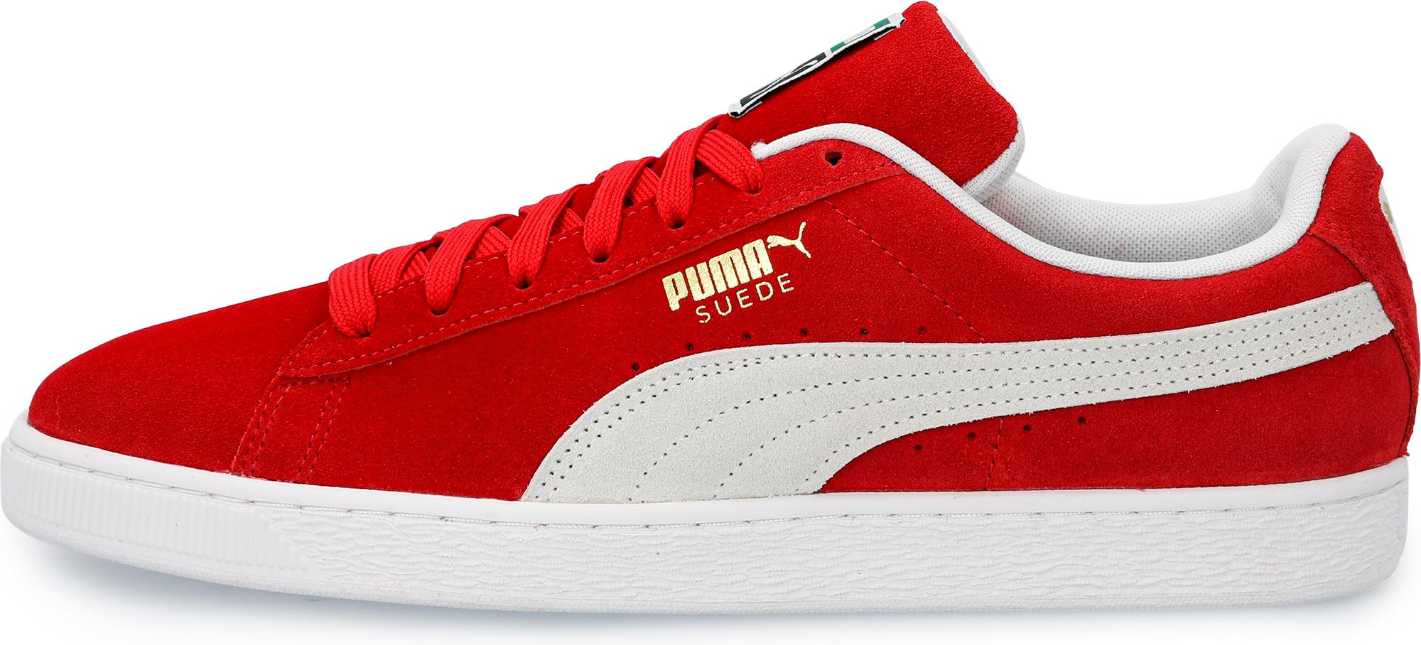 Фото - Puma Кеды мужские Puma Suede Classic+, размер 39.5 кеды puma puma pu053auamwv9