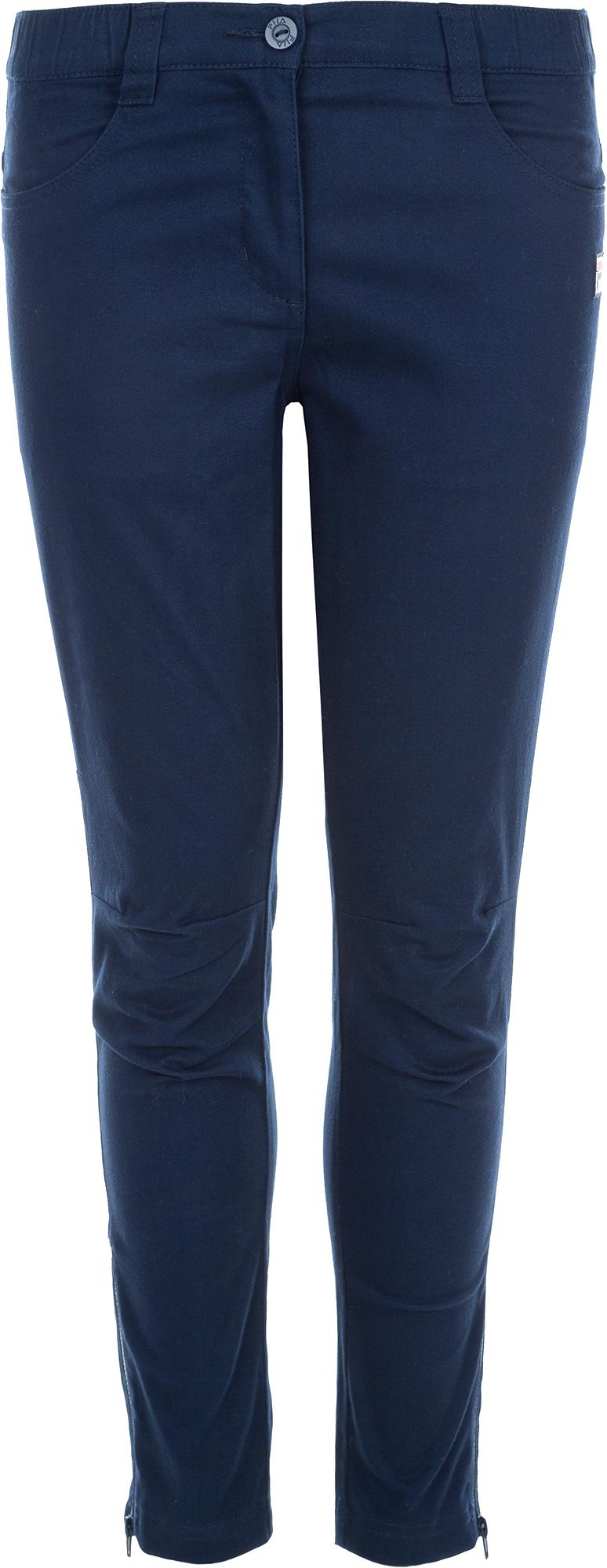 Fila Брюки для девочек Fila, размер 158 брюки 72 158 см