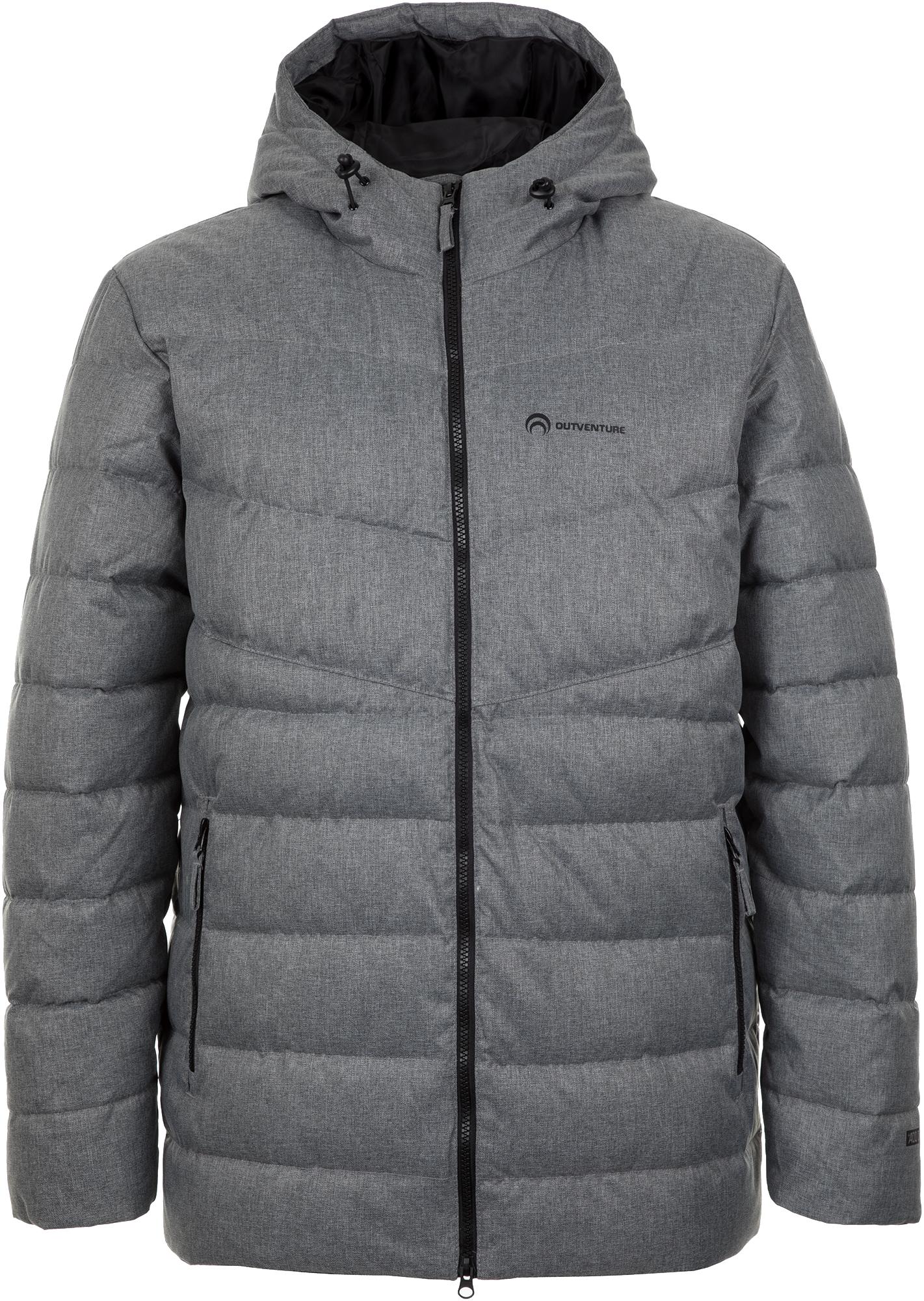 Outventure Куртка пуховая мужская Outventure, размер 52 цена