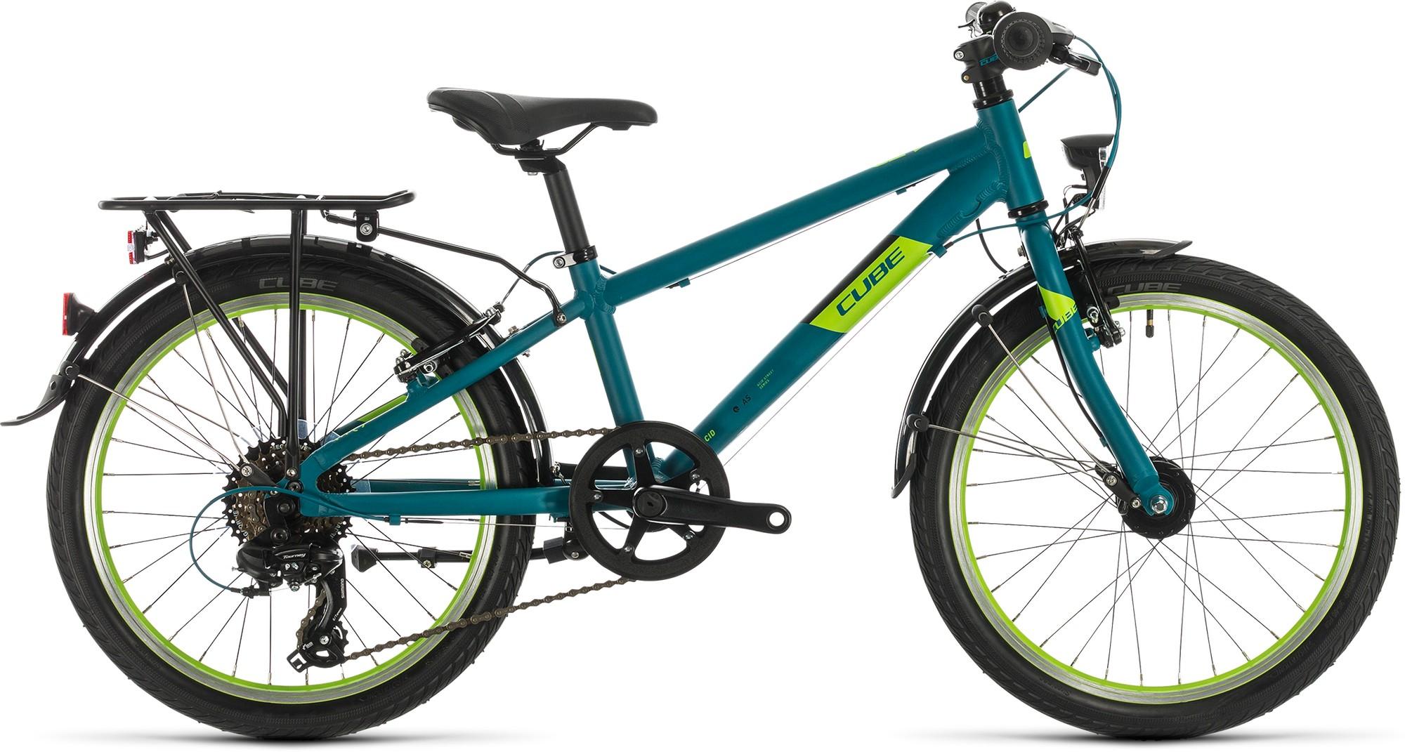 Cube Велосипед детский CUBE Kid 200 Street велосипед cube hyde 2018