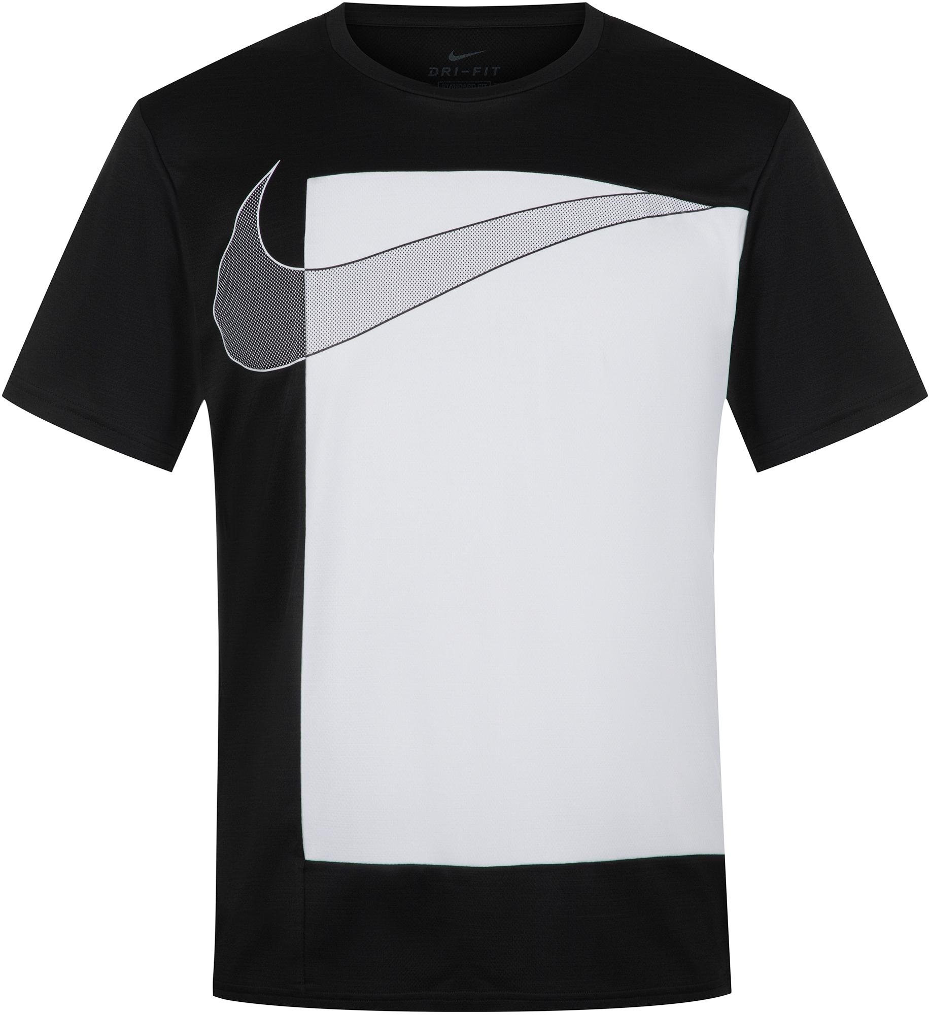 Nike Футболка мужская Nike Superset, размер 50-52 цена 2017