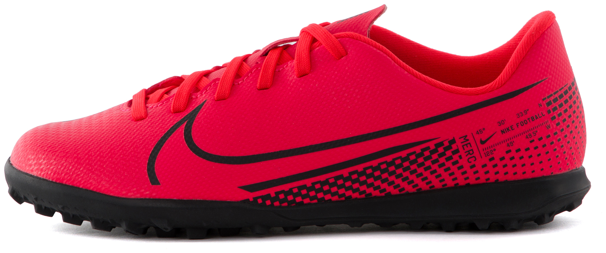 цена Nike Бутсы для мальчиков Nike Vapor 13 Club TF, размер 33 онлайн в 2017 году