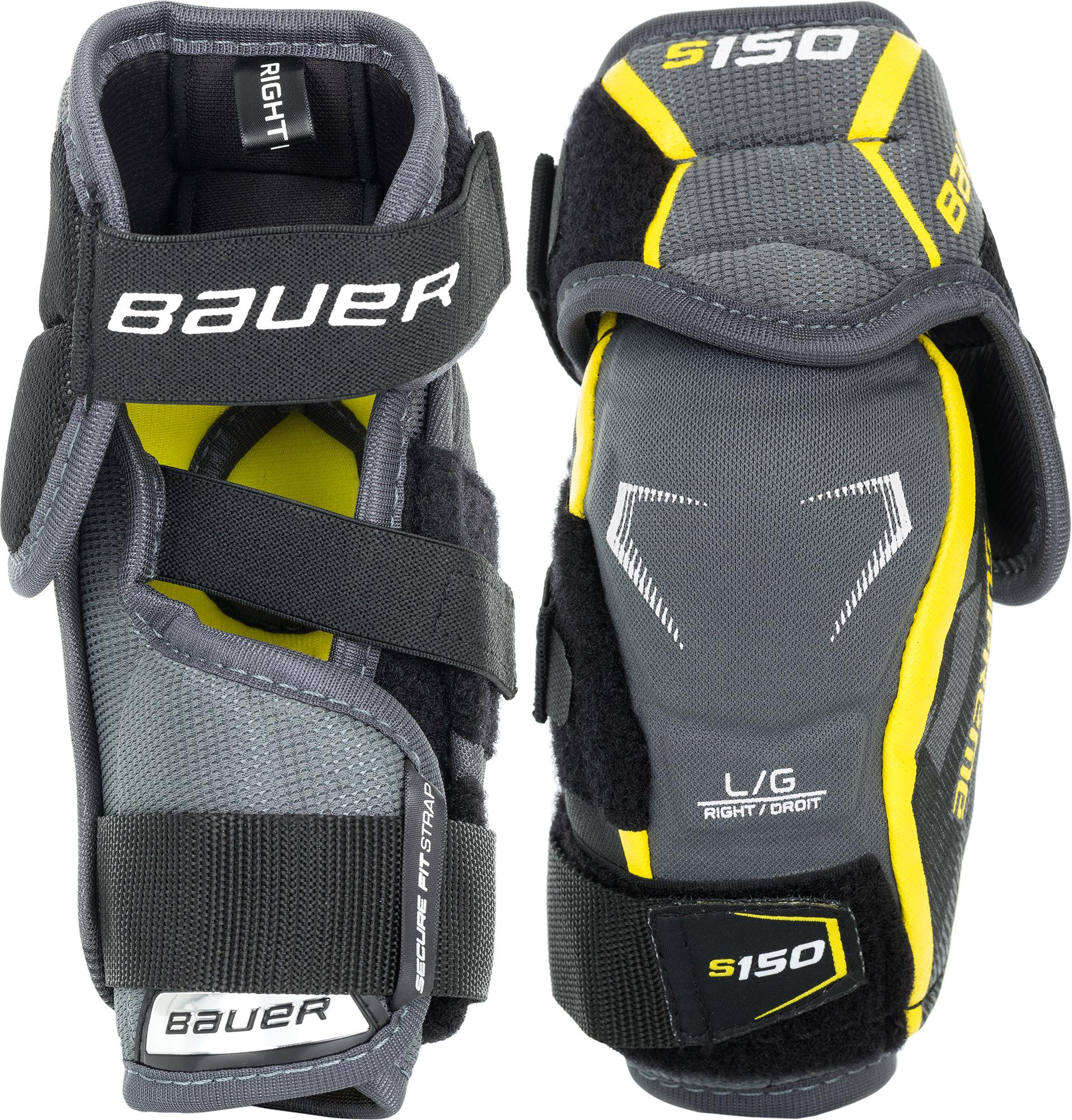 цены на Bauer Налокотники хоккейные детские Bauer S17 Supreme S150