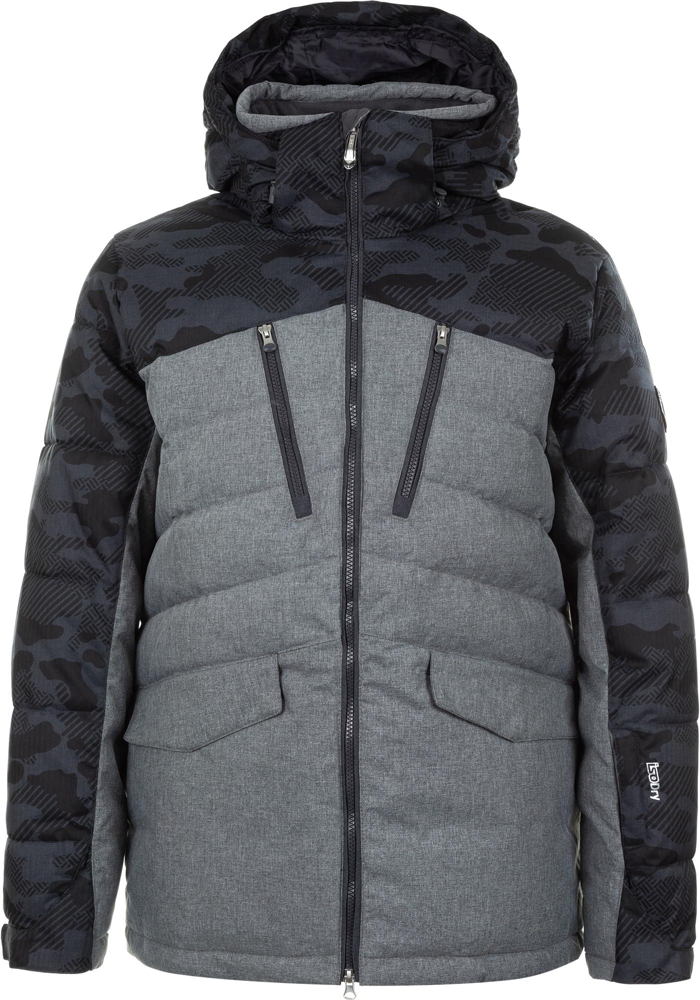 Glissade Куртка пуховая мужская Glissade, размер 60-62 цена