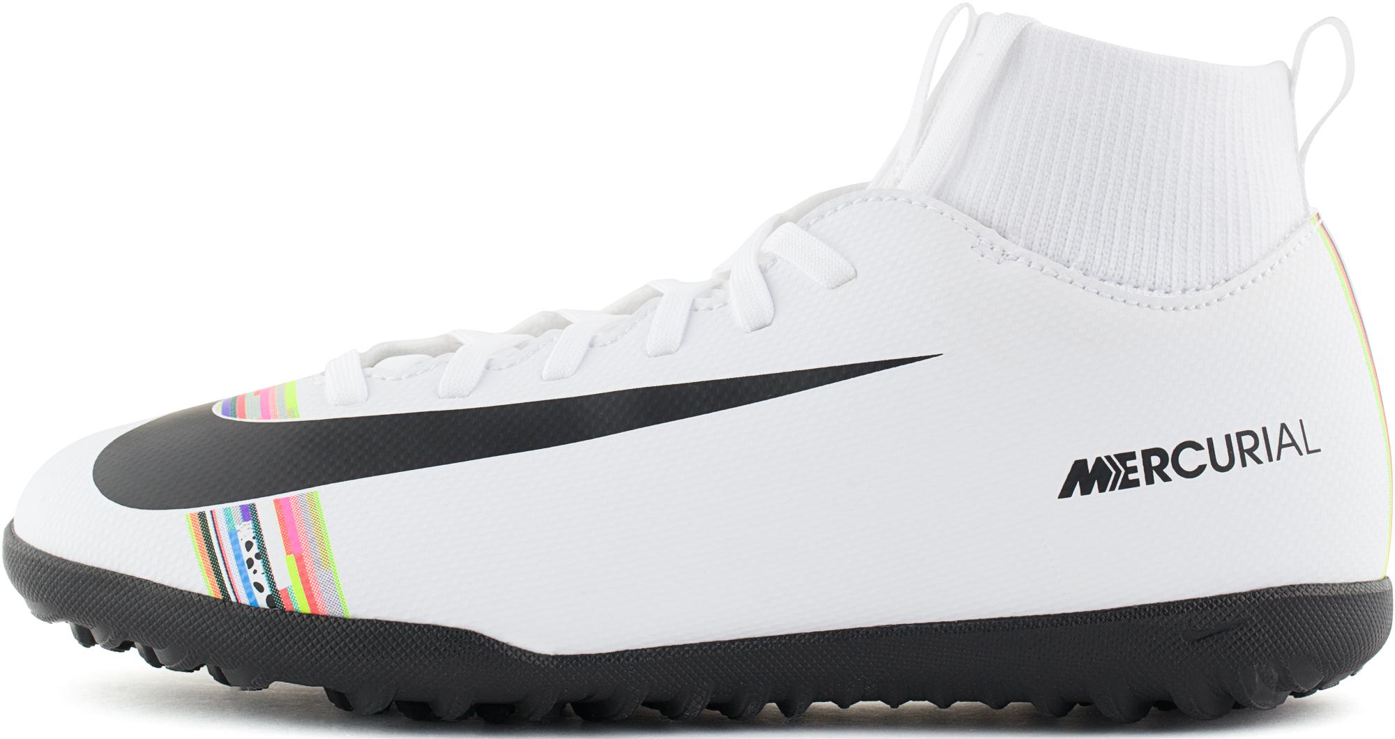 Nike Бутсы для мальчиков Nike JR Superfly 6, размер 37 цена и фото