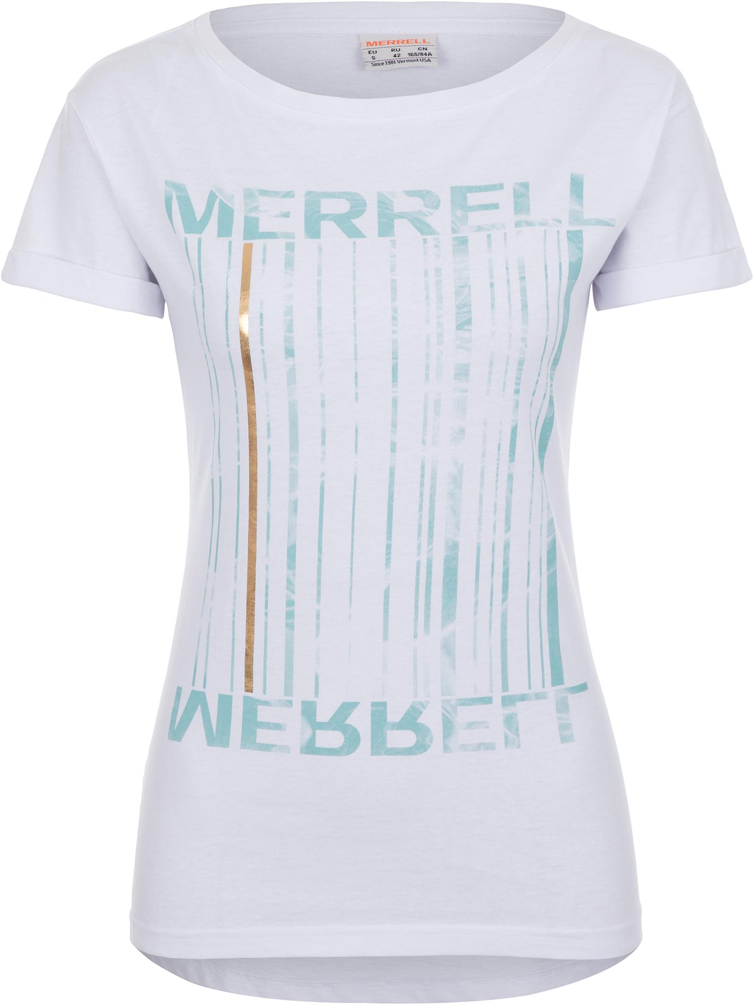 Merrell Футболка женская Merrell, размер 52