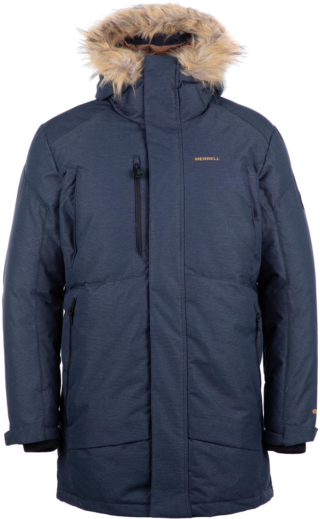 цена Merrell Куртка пуховая мужская Merrell, размер 56 онлайн в 2017 году