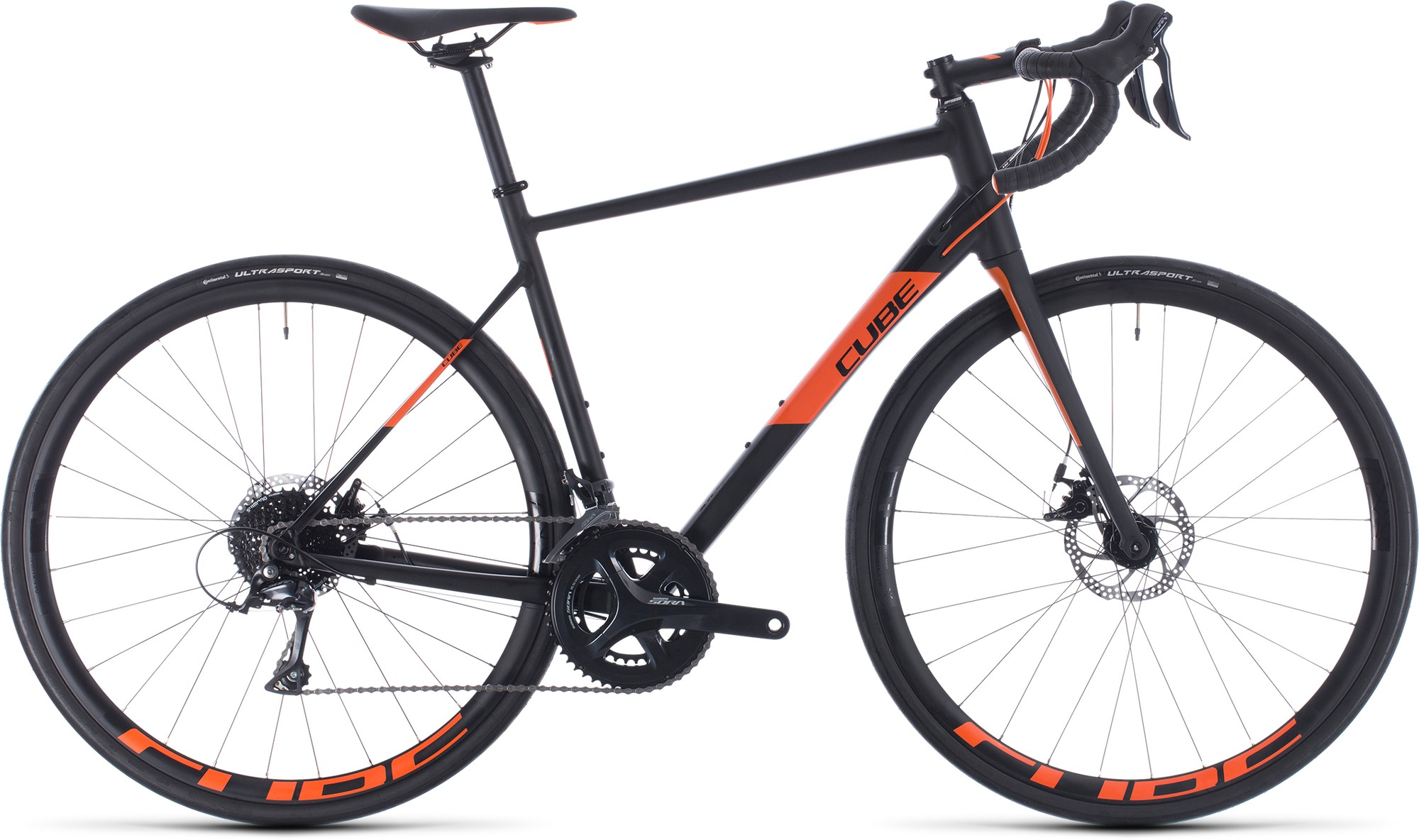 цена на Cube Велосипед шоссейный CUBE Attain Pro