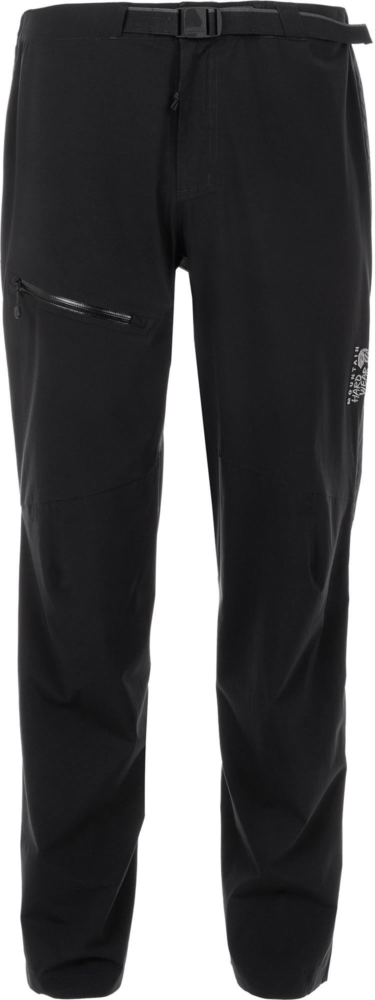 Брюки мужские Mountain Hardwear Stretch Ozonic, размер 54 mountain hardwear брюки мужские mountain hardwear exposure 2™ gore tex paclite® stretch размер 48