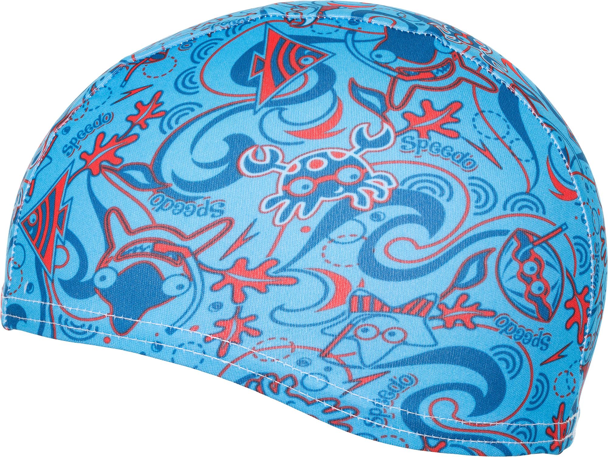 Speedo Шапочка для плавания детская Speedo Sea Squad, размер Без размера все цены