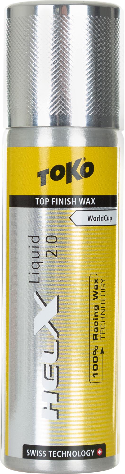 Toko Эмульсия фторуглеродная для беговых лыж TOKO HelX liquid 2.0 yellow